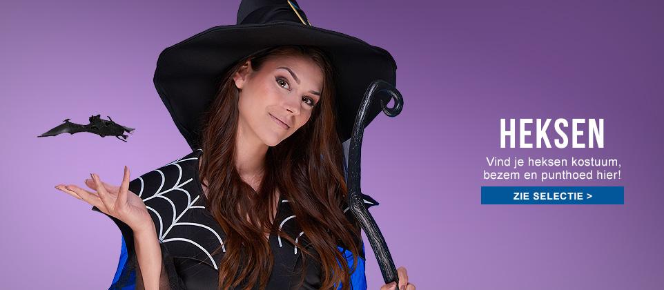 Heksen Halloween kostuums