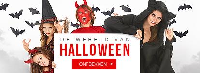 Halloween kleding mobile