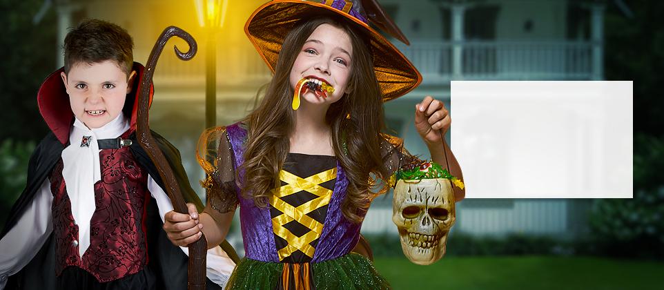 Kinderkostuums Halloween