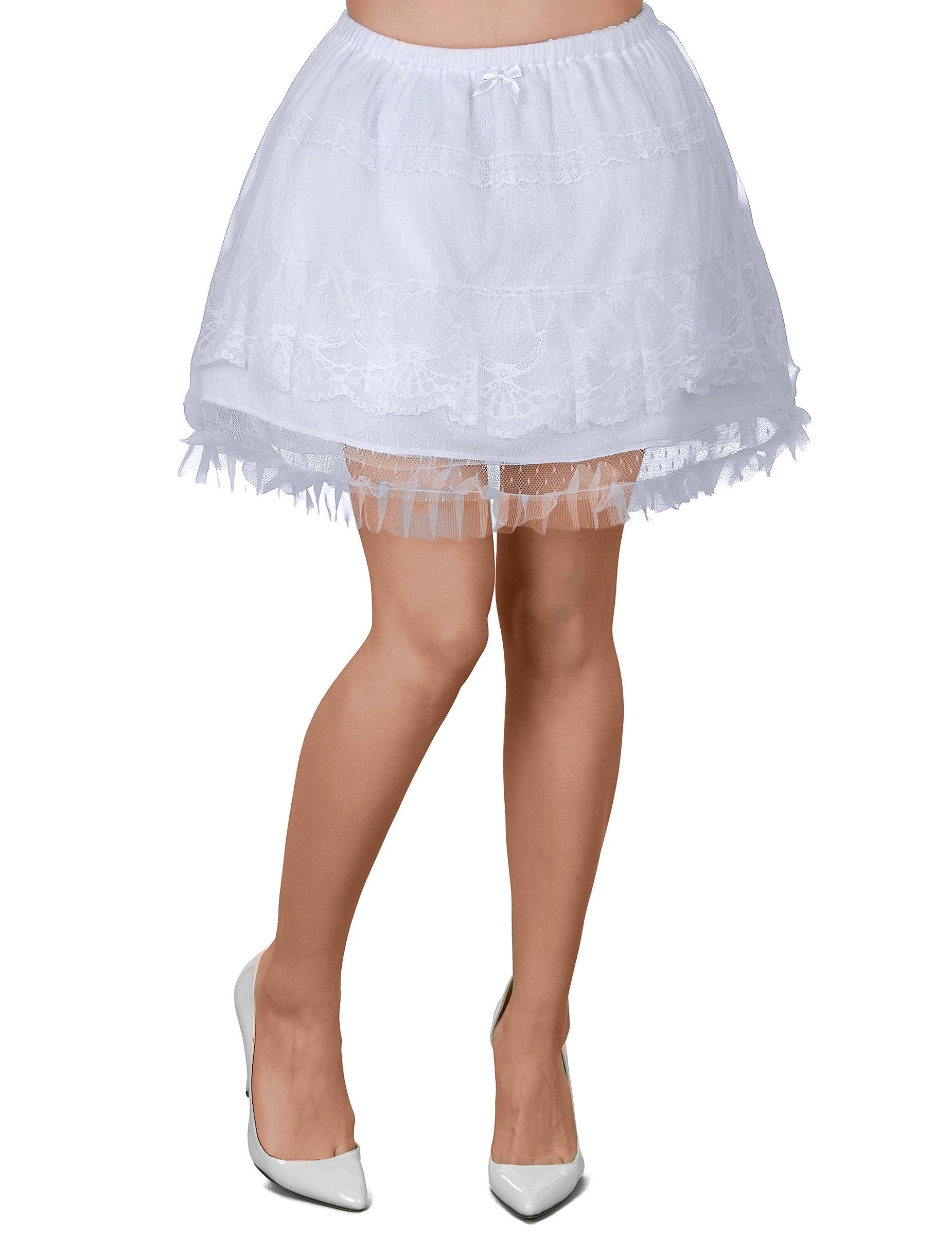 witte rok