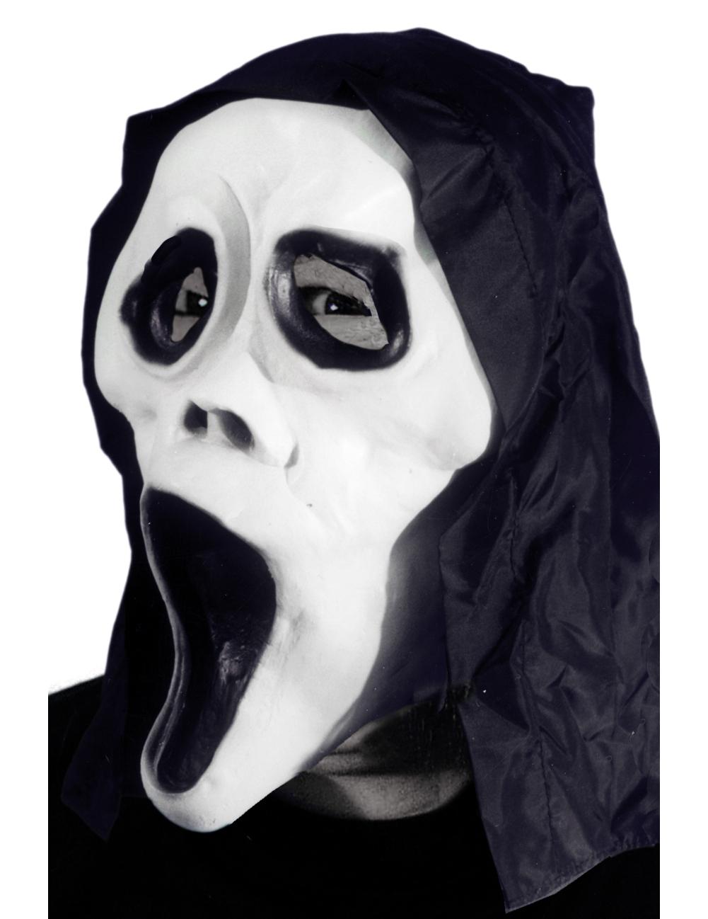 scream masker maken