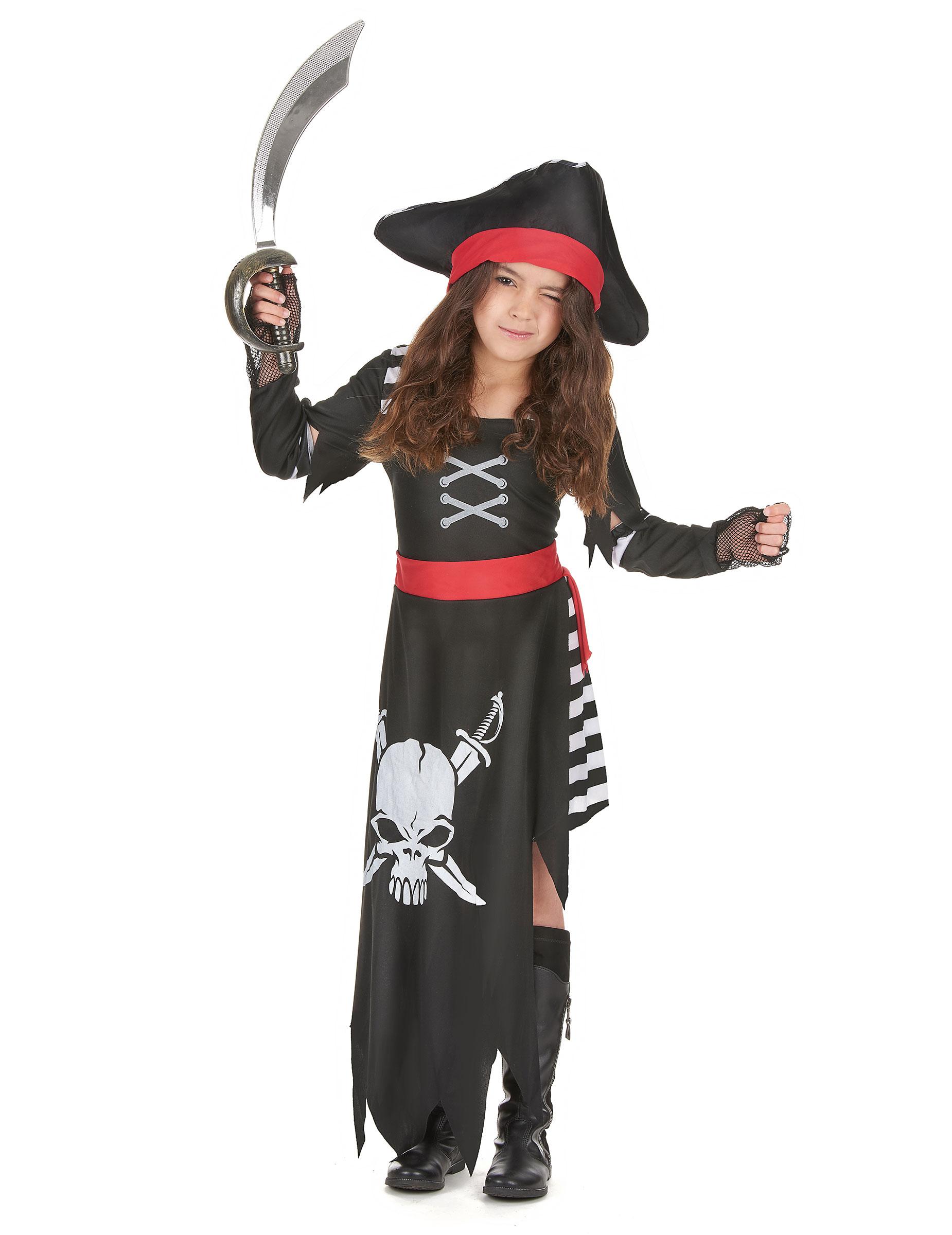 prachtig piraten verkleedkleding voor meisjes. Black Bedroom Furniture Sets. Home Design Ideas