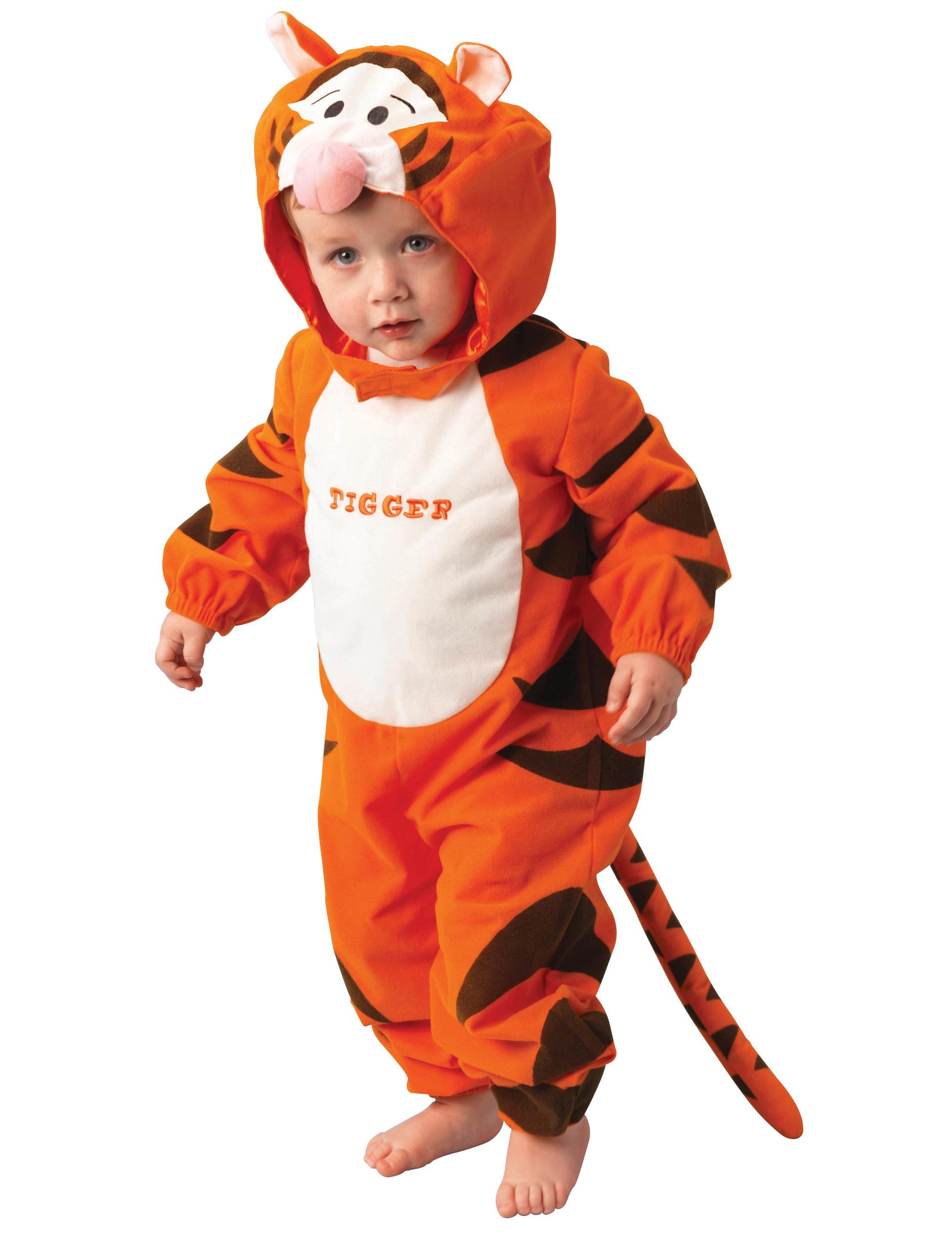 baby kostuum van tijgertje winni de pooh. Black Bedroom Furniture Sets. Home Design Ideas