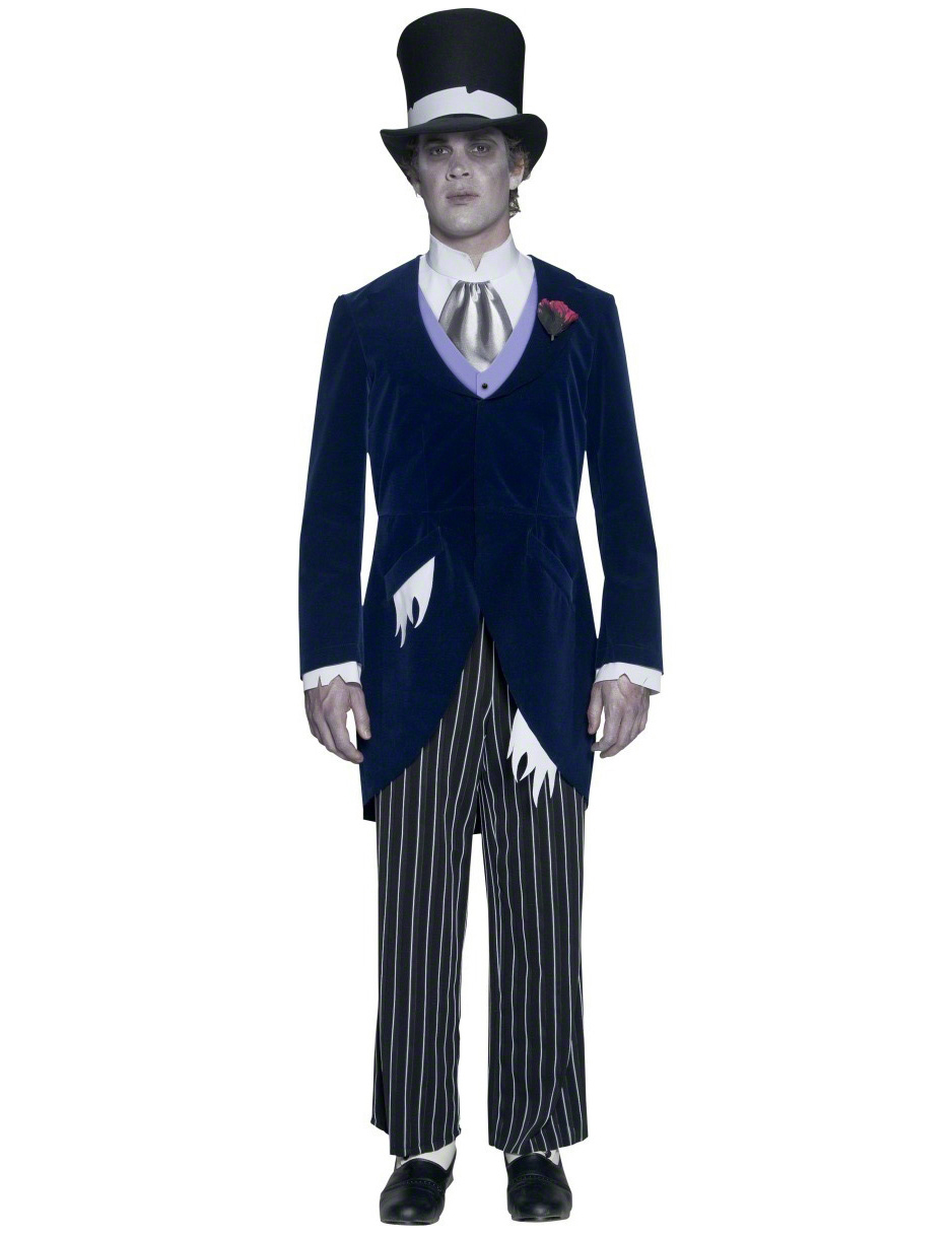 Halloween Pak.Verkleedkostuum Gentleman Gothic Voor Heren Halloween Pak