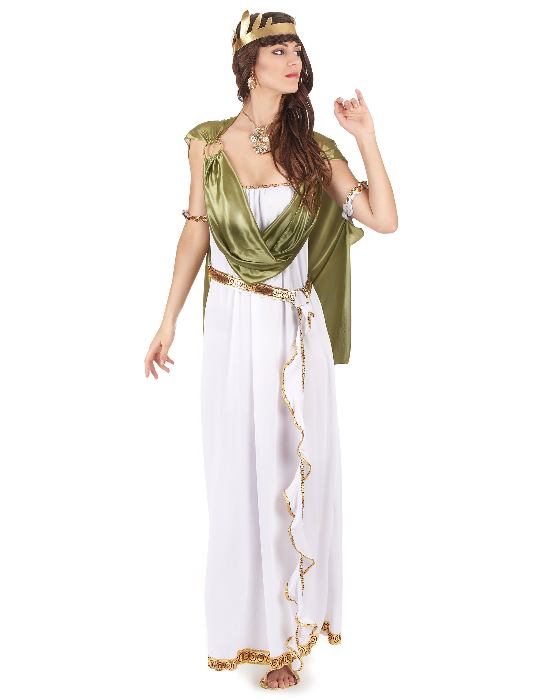 fcc739a007a666 Griekse godinnen verkleedkleding voor vrouwen - Vegaoo.nl