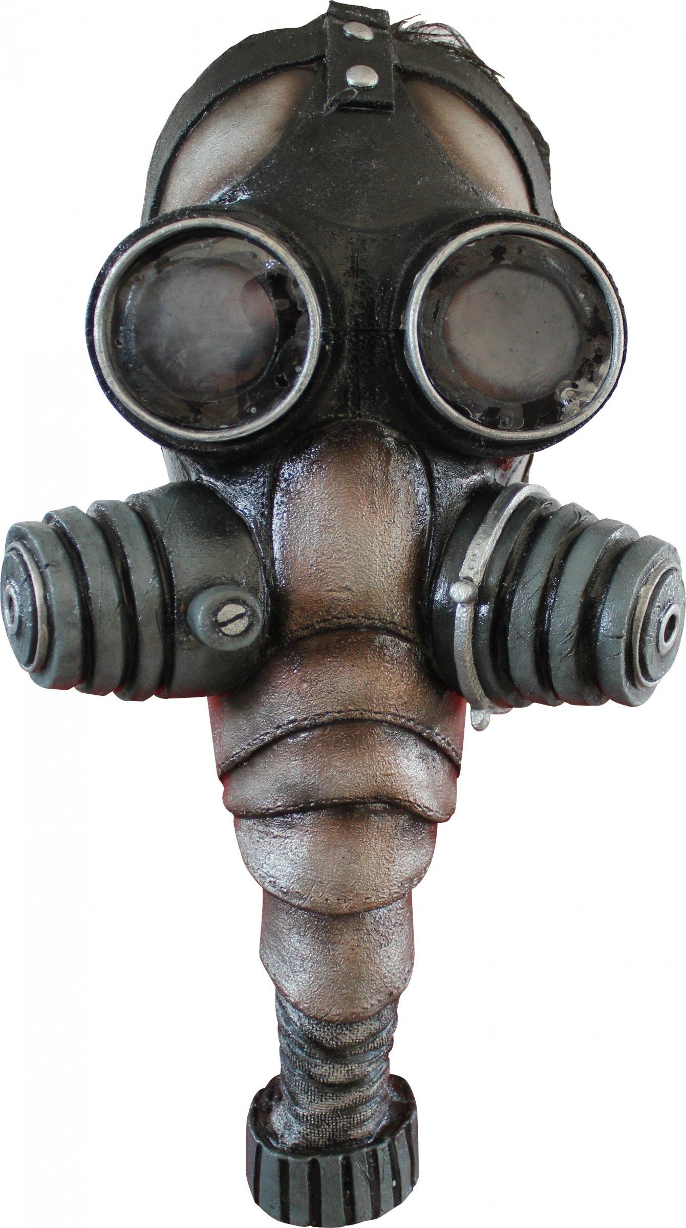 carnaval gasmasker