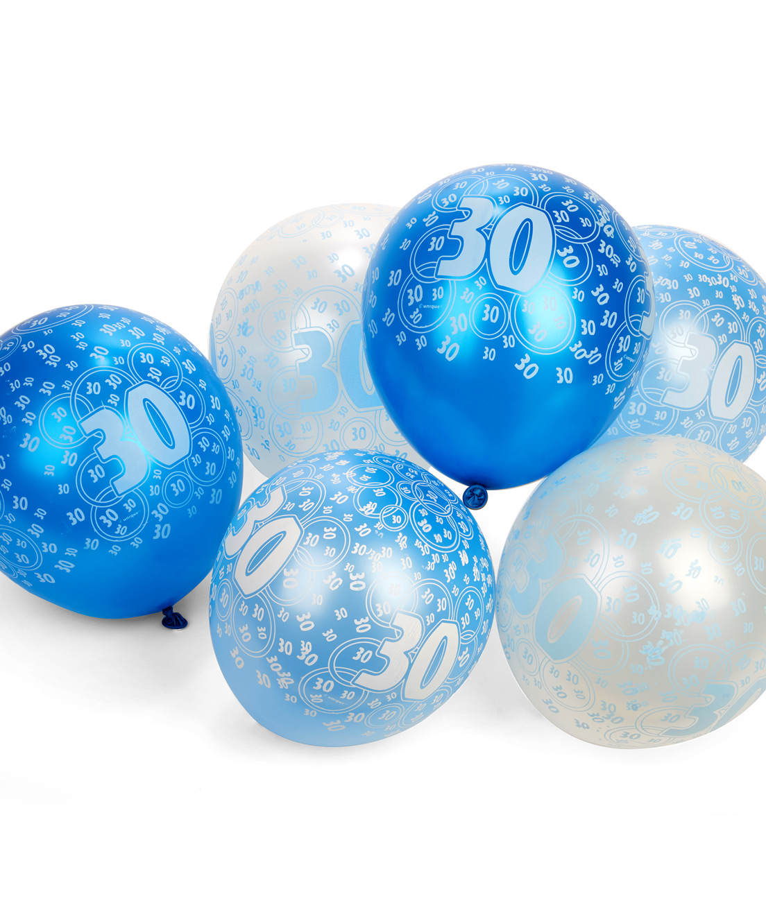 ballonnen 30 jaar Blauwe ballonnen 30 jaar : Decoratie,en goedkope carnavalskleding  ballonnen 30 jaar