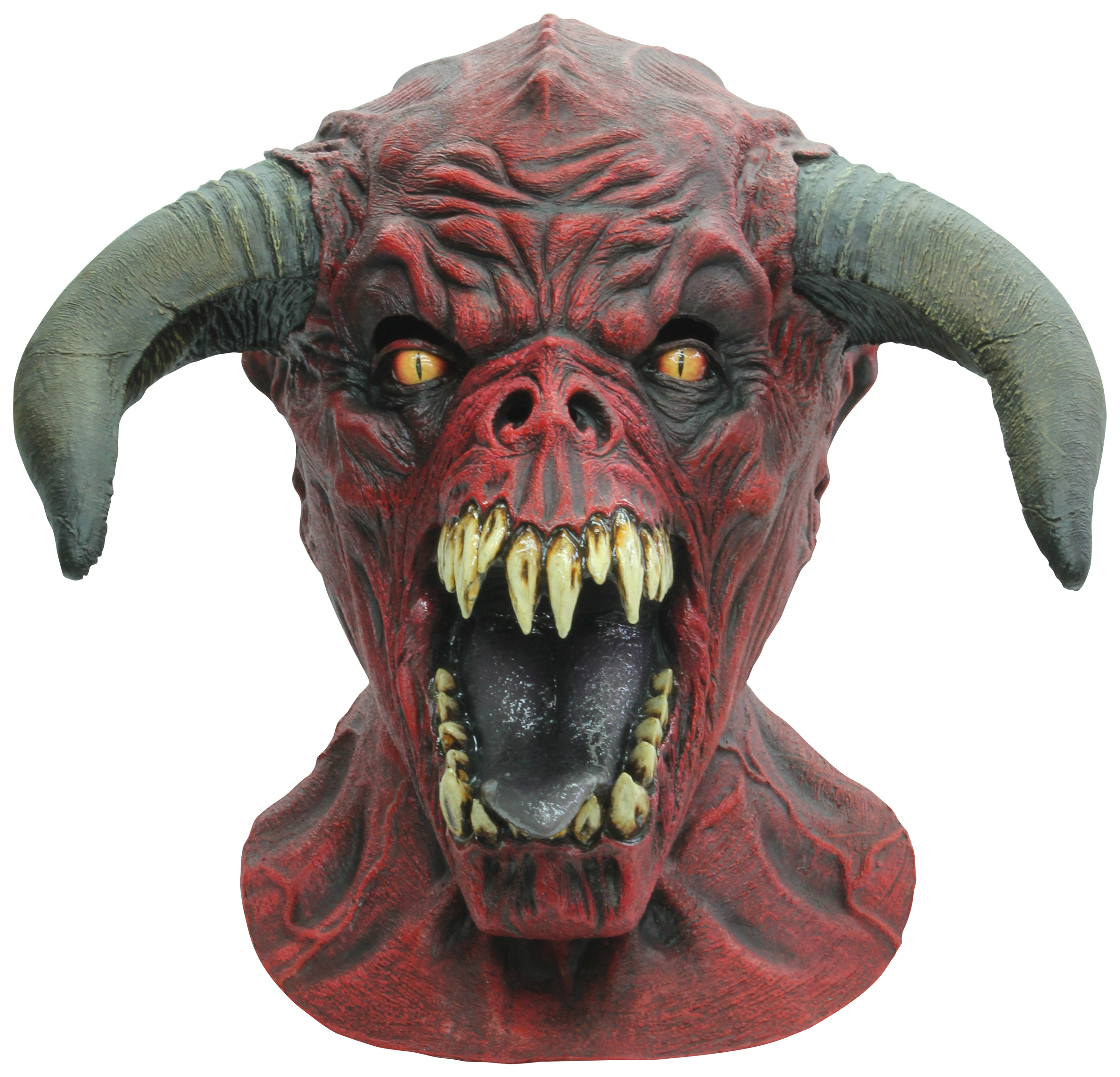 Demonisch Stier Masker Voor Halloween