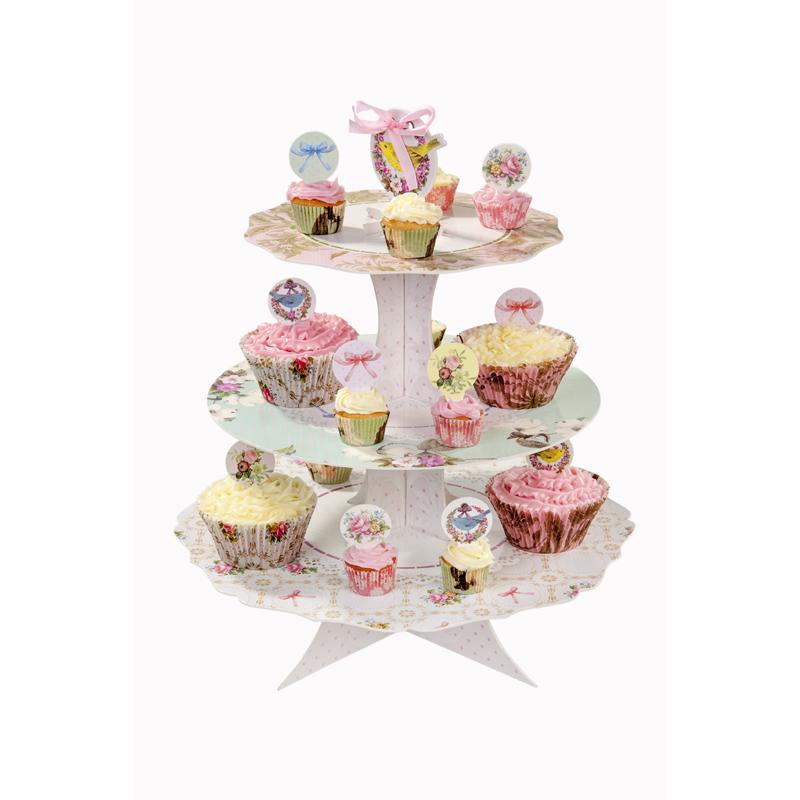 Taart en cupcake decoratie schijfjes for Taart en decoratie