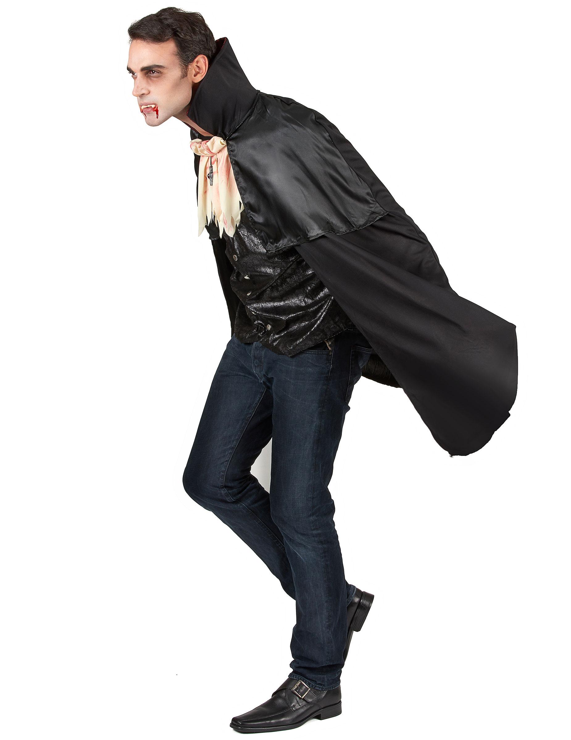 Verkleedkostuum Vampier Voor Heren Halloween Outfit Volwassenen