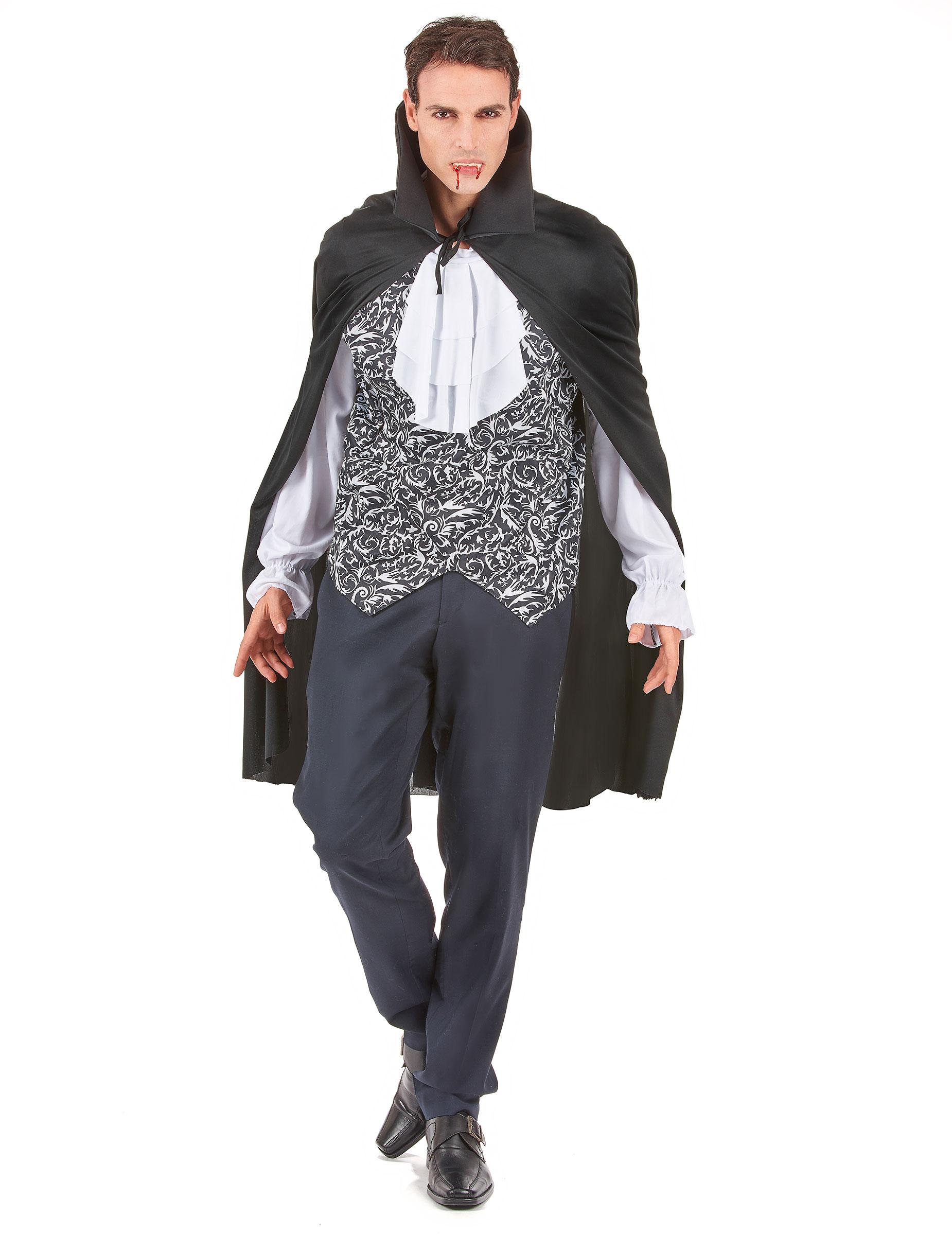 Halloween Pak.Verkleedkostuum Vampier Voor Heren Halloween Pak