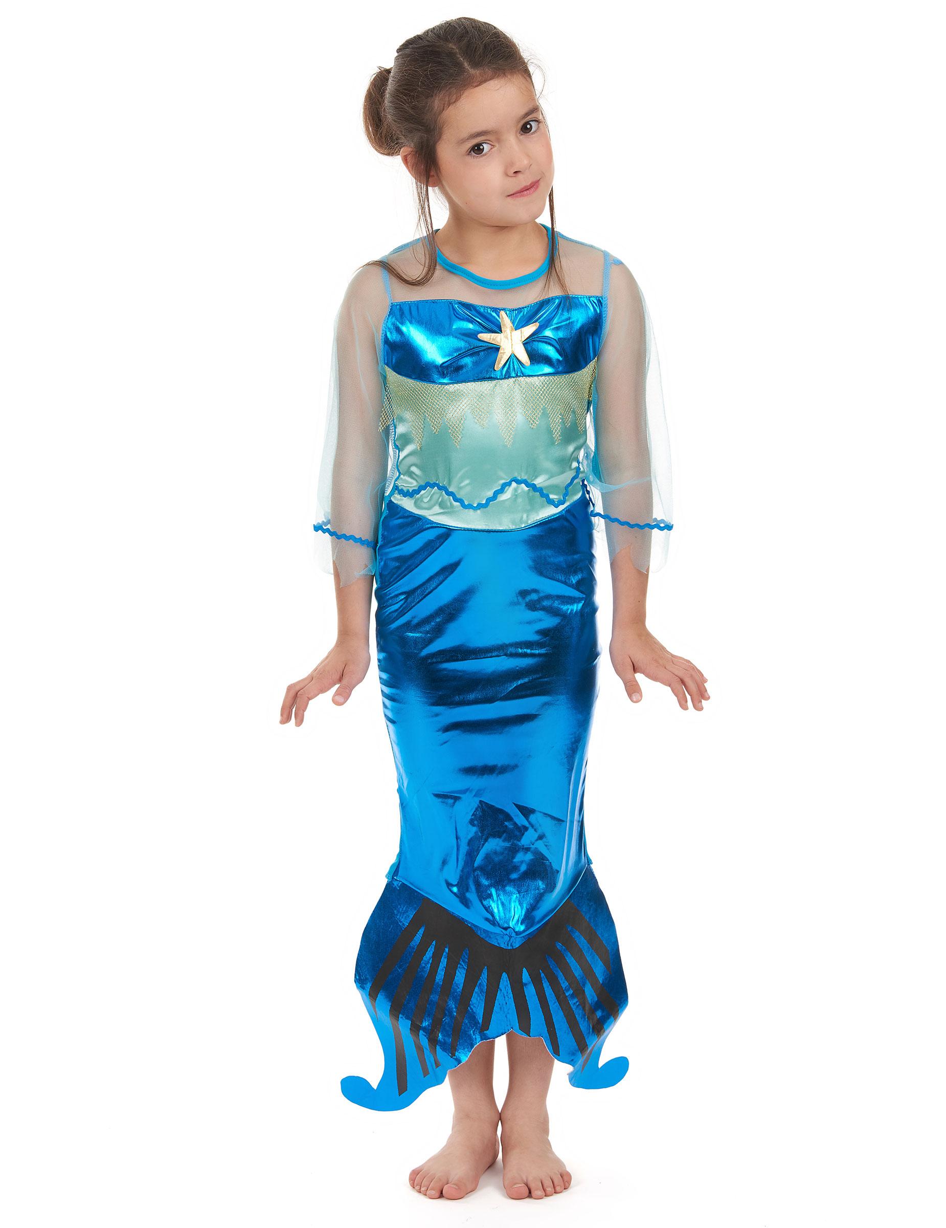 b24471cfdb3f6d Goedkoop zeemeerminnen kostuum voor meisjes - Vegaoo.nl