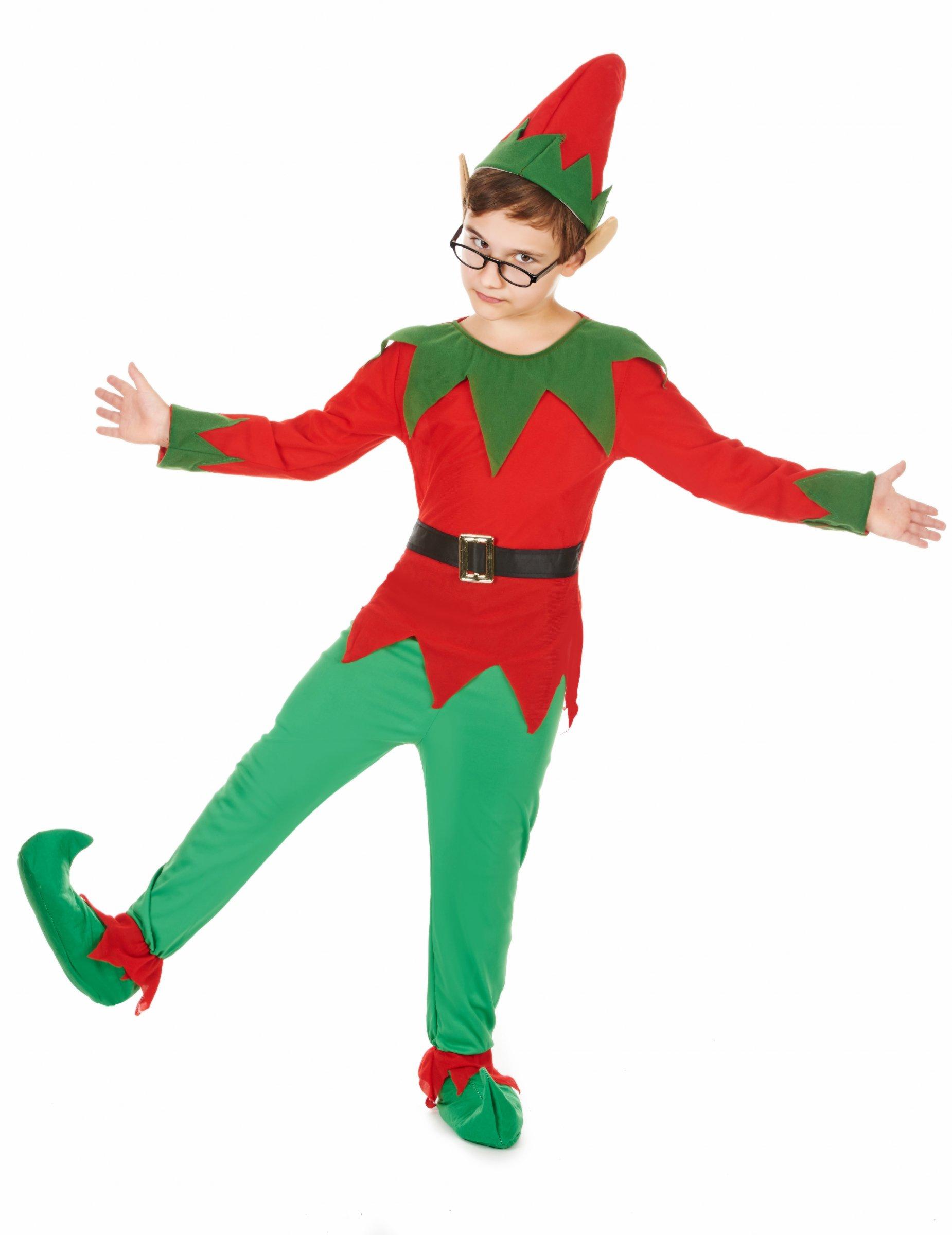 Kerst Elf Kostuum En Andere Leuke Kerst Kostuums Voor Kinderen