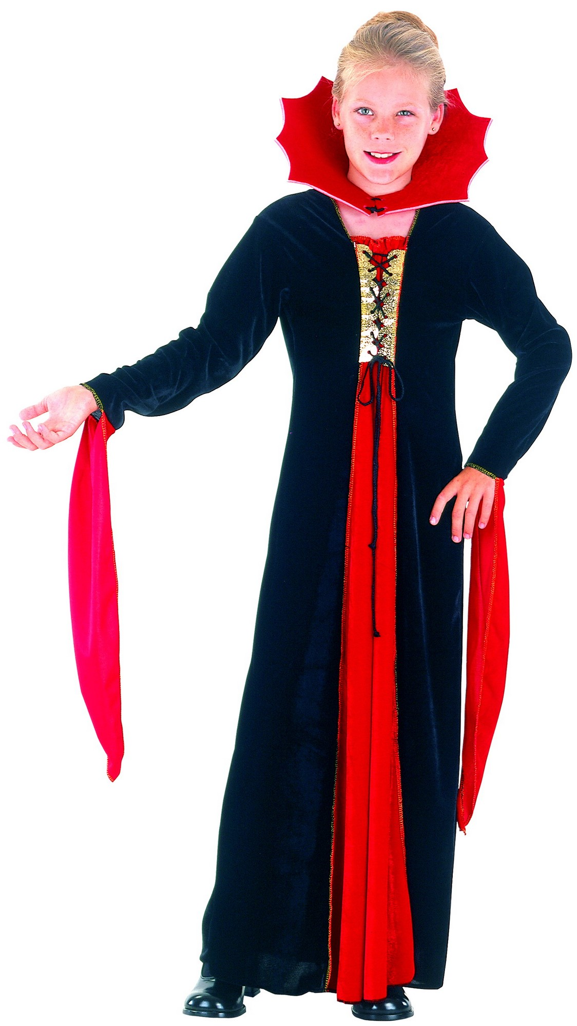 Verkleedkostuum vampier voor meisjes Halloween kleding ...