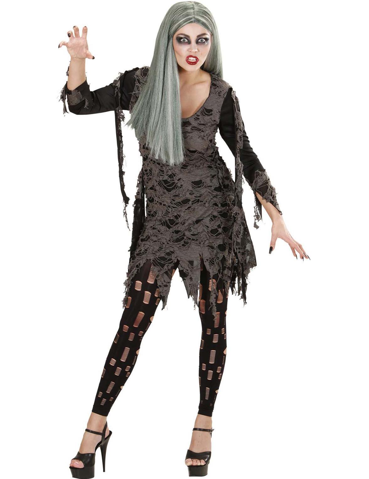 Verkleedkostuum dood levende voor dames halloween outfit - Outs idee open voor levende ...