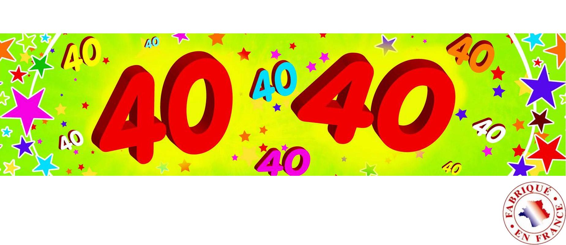 Uitnodigingsteksten 40 Jaar