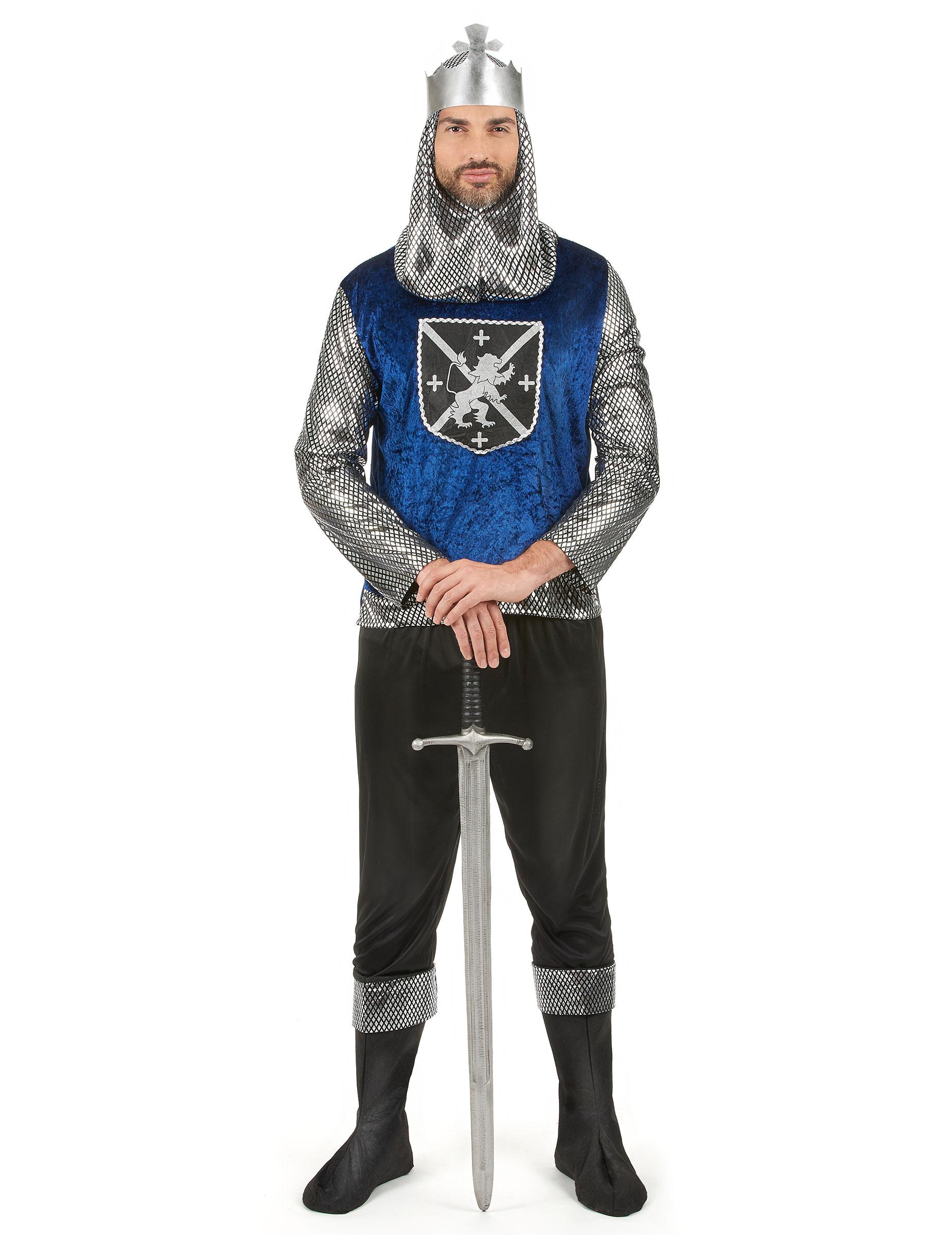 Middeleeuws ridder kostuum voor mannen - Broek.shop