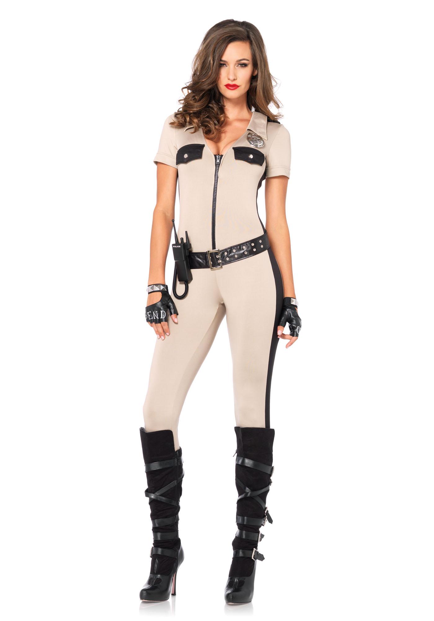 a079cbc769b8b7 Leuke politievrouw kostuum voor vrouwen