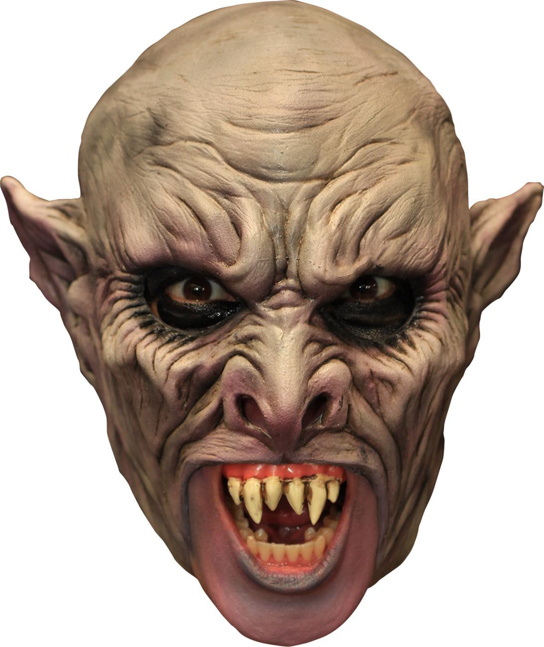 3 4 Vampier Masker Met Gebit Maskersen Goedkope