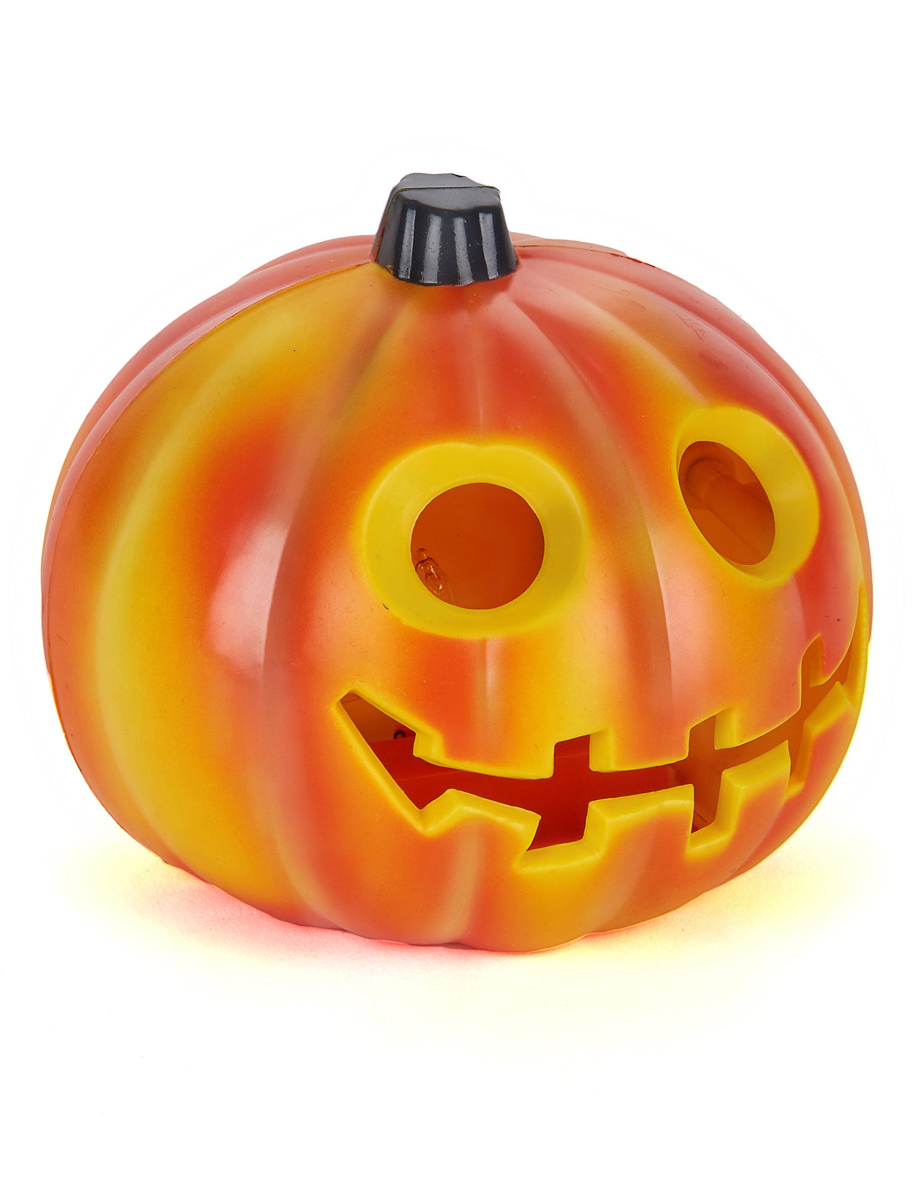 Lichtgevende pompoen halloween decoratie decoratie en for Zucca halloween luminosa