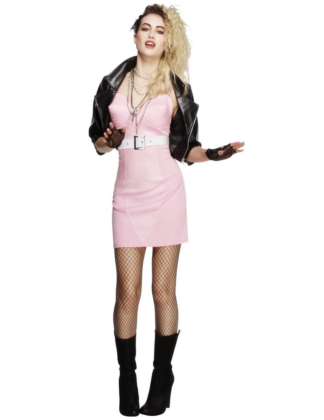 Leuk Rocku0026#39;nu0026#39;roll zangeres verkleedkleding voor vrouwen - Vegaoo.nl