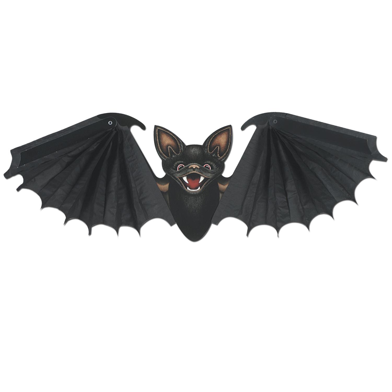 Vleermuis decoratie halloween decoratie en goedkope - Dessin de chauve souris d halloween ...