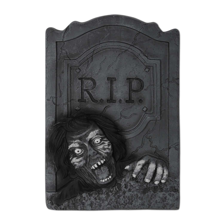 Zombie grafsteen decoratie halloween decoratie en for Goedkope decoratie