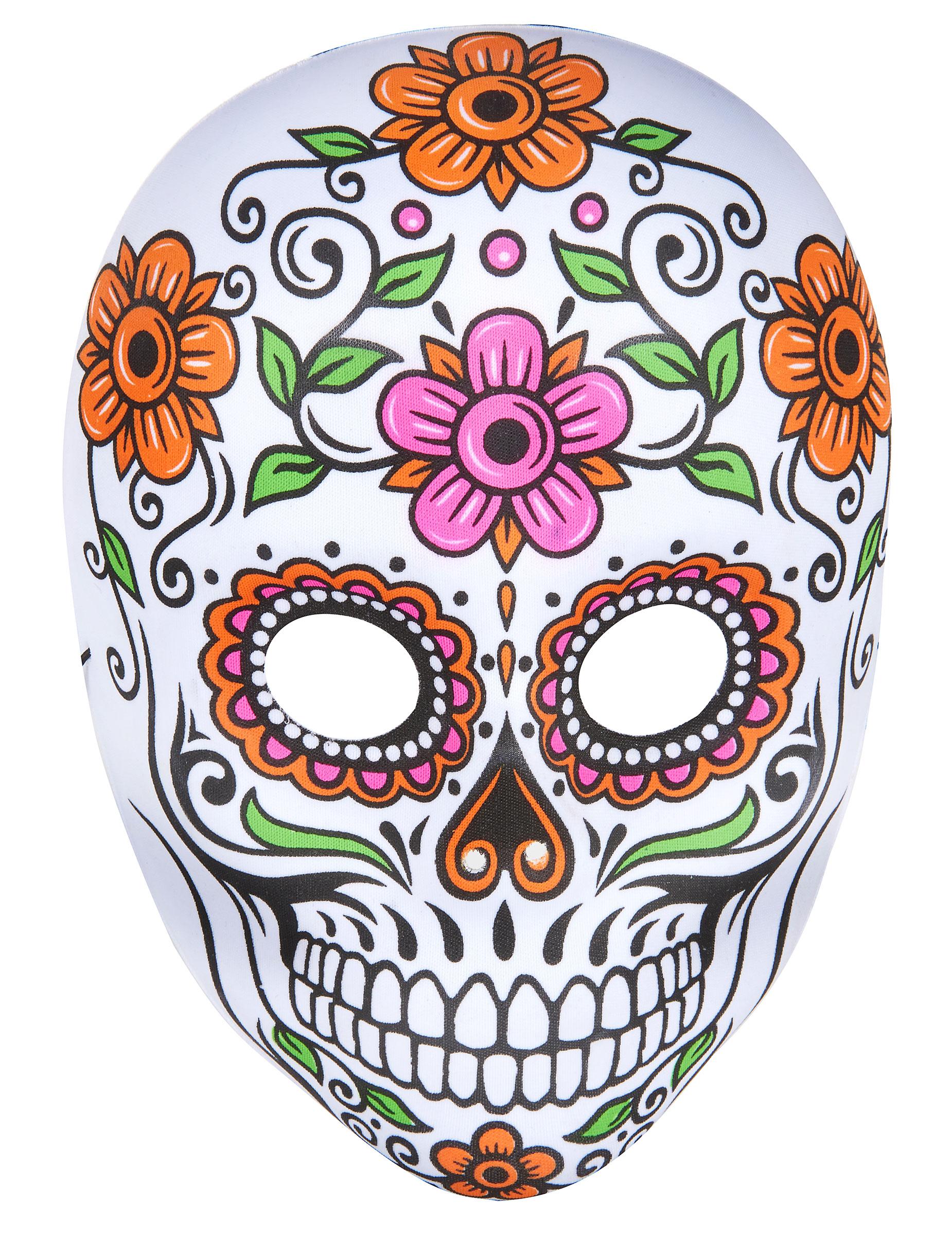 Halloween Masker Maken.Goedkope Dia De Los Muertos Maskers Bestellen Vegaoo Nl