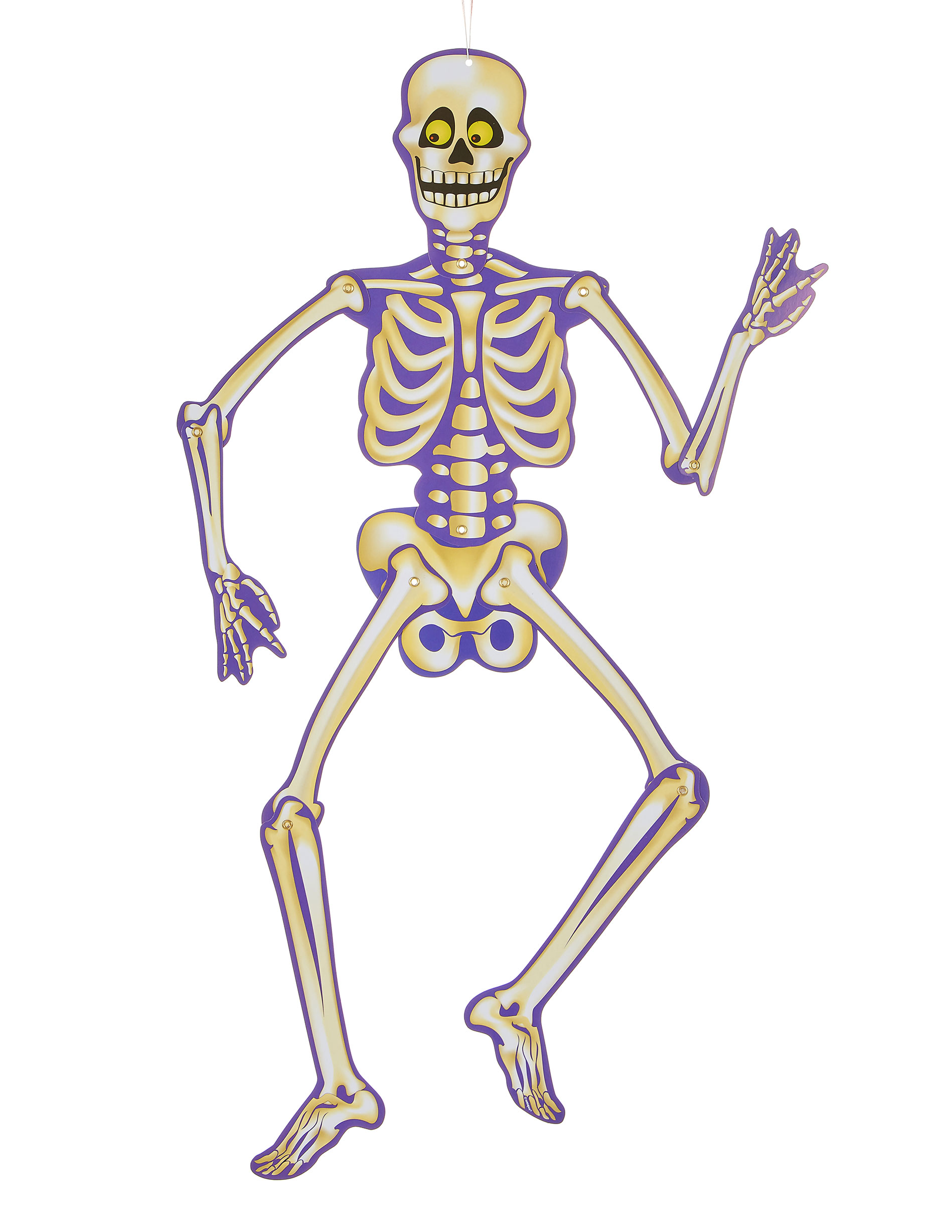 Skeletten halloween decoratie decoratie en goedkope for Goedkope decoratie