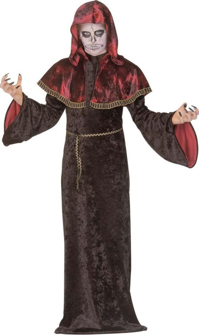 Halloween Kostuum.Enge Zombie Monnik Halloween Kostuums Voor Kinderen Vegaoo Nl