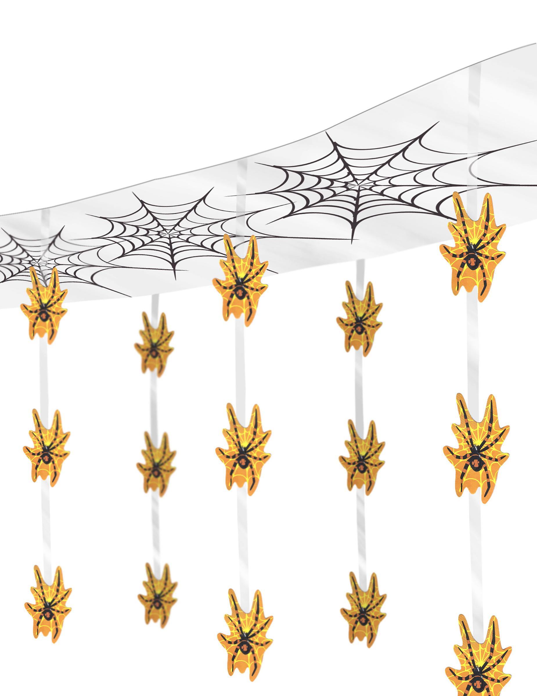 Spinnen decoratie voor halloween decoratie en goedkope carnavalskleding vegaoo - Decoratie voor halloween is jezelf ...