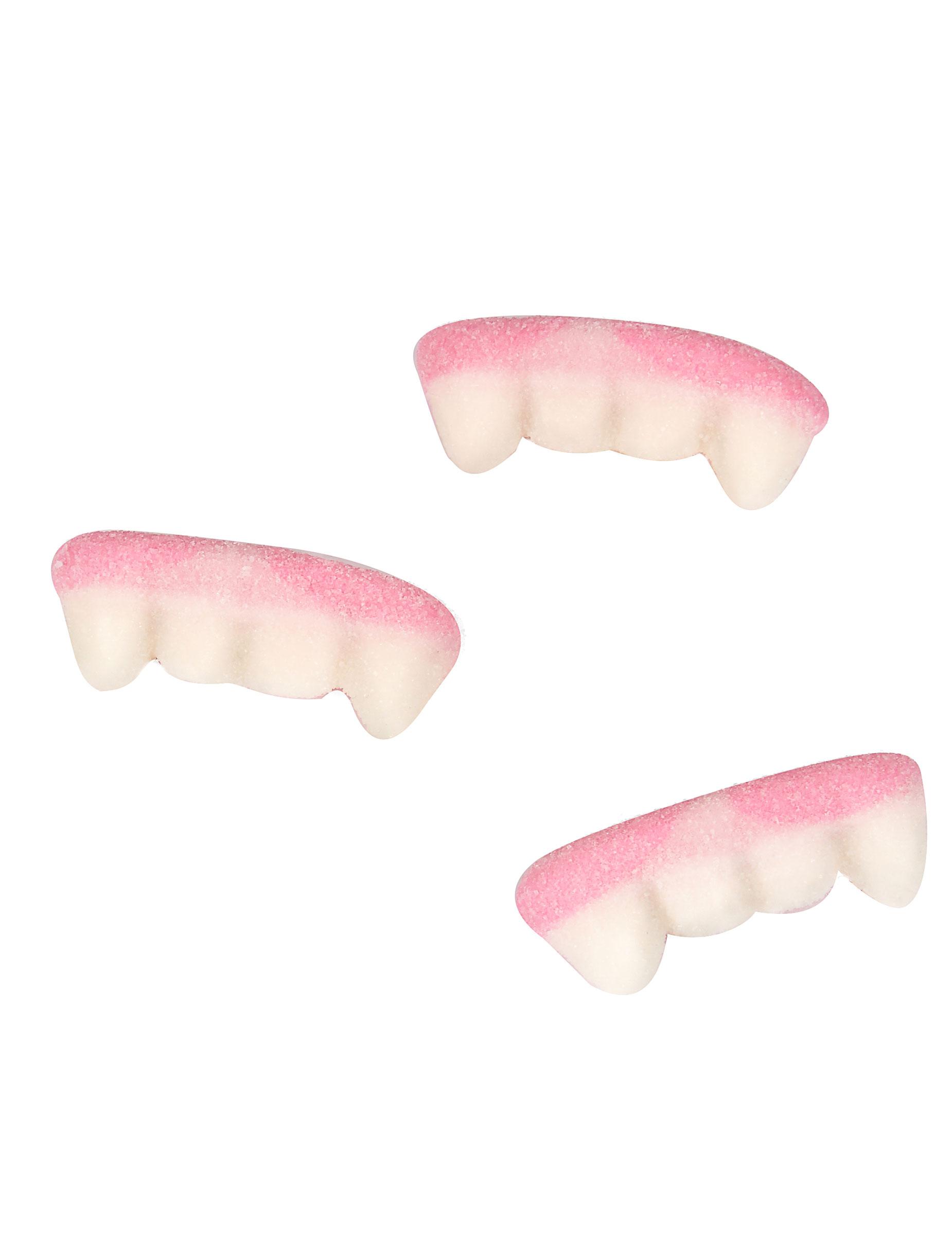 Voorkeur Zak van 1 kg vampier tanden snoepjes Haribo™: Decoratie,en #FE58