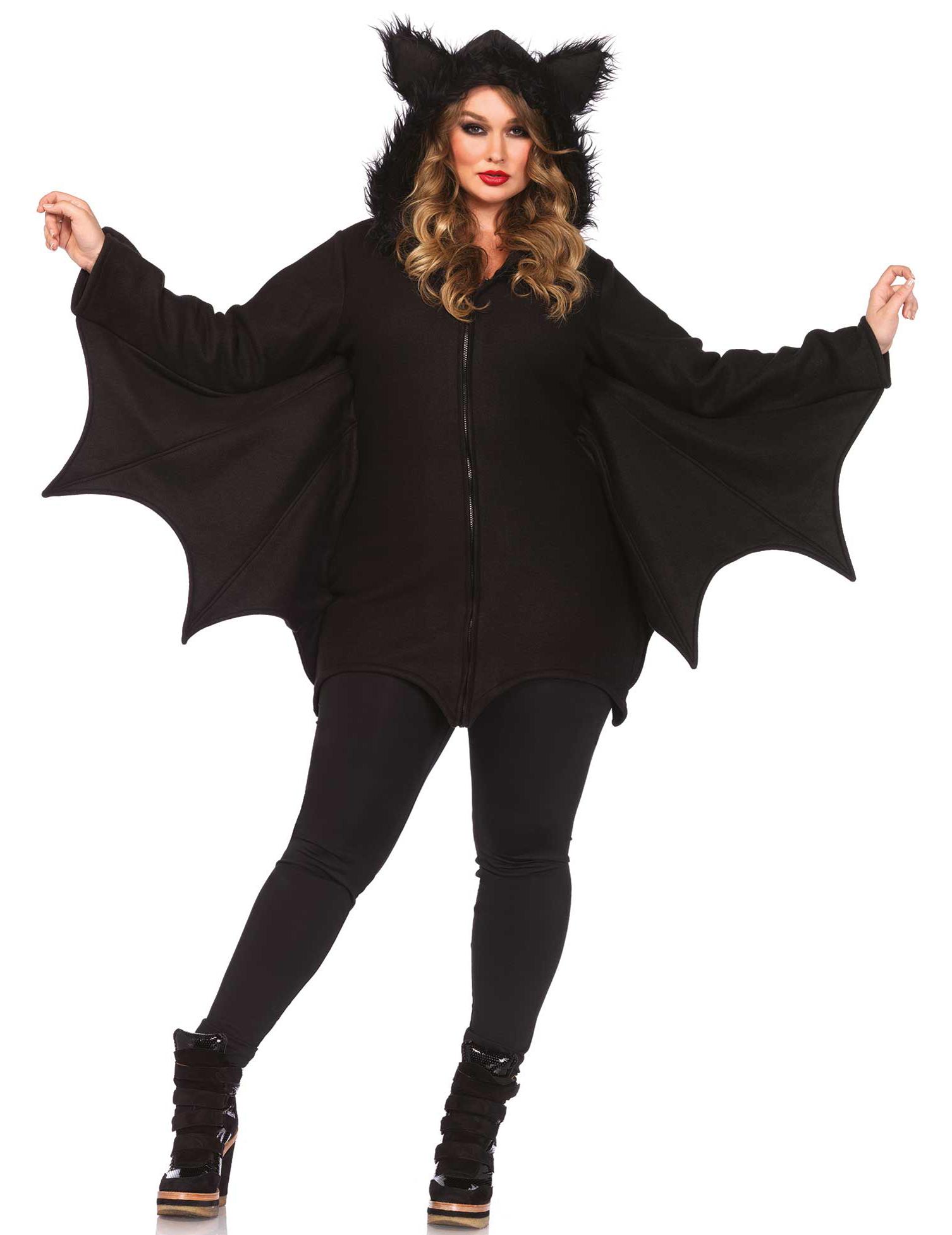 vleermuis kostuum dames