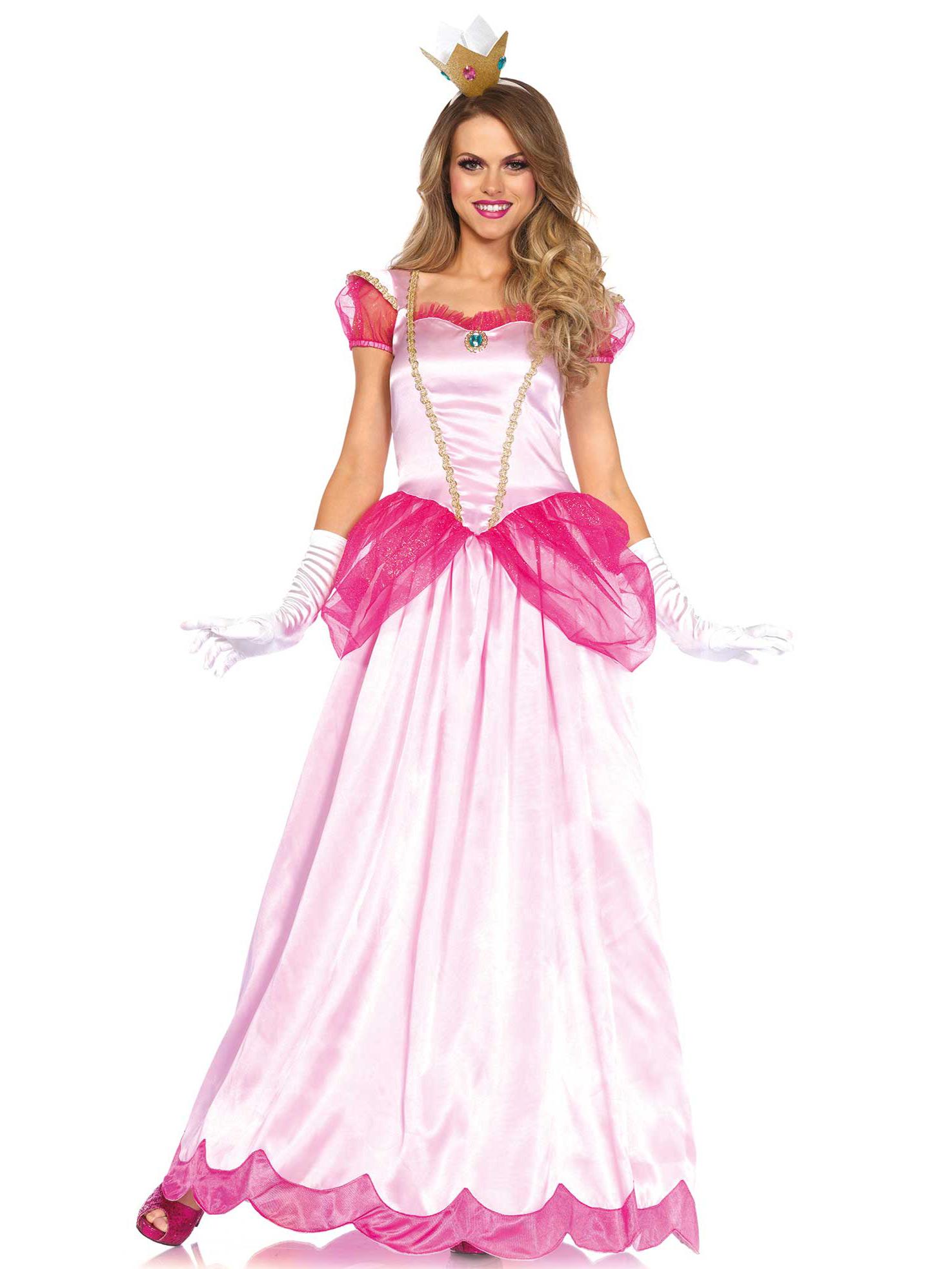 Roze Carnavalskleding Dames.Schitterend Roze Prinses Carnavalskleding Voor Dames Vegaoo Nl