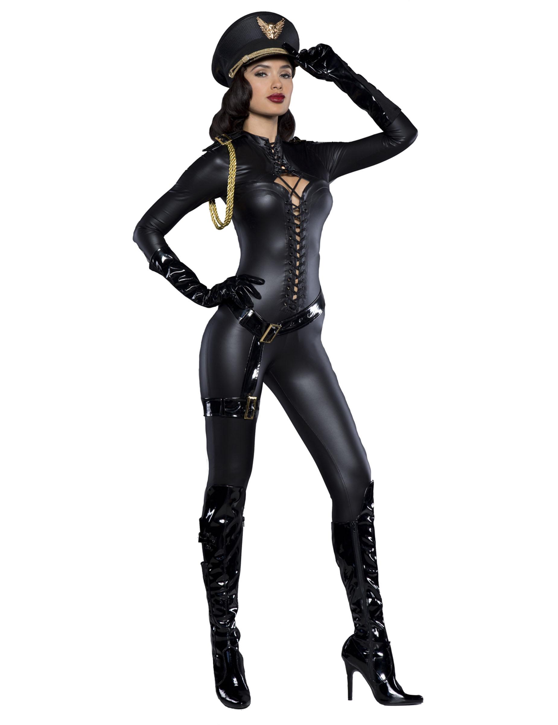 Carnavalskleding Marine Dames.Luxe Premium Sexy Kapitein Carnavalskleding Voor Dames Vegaoo Nl