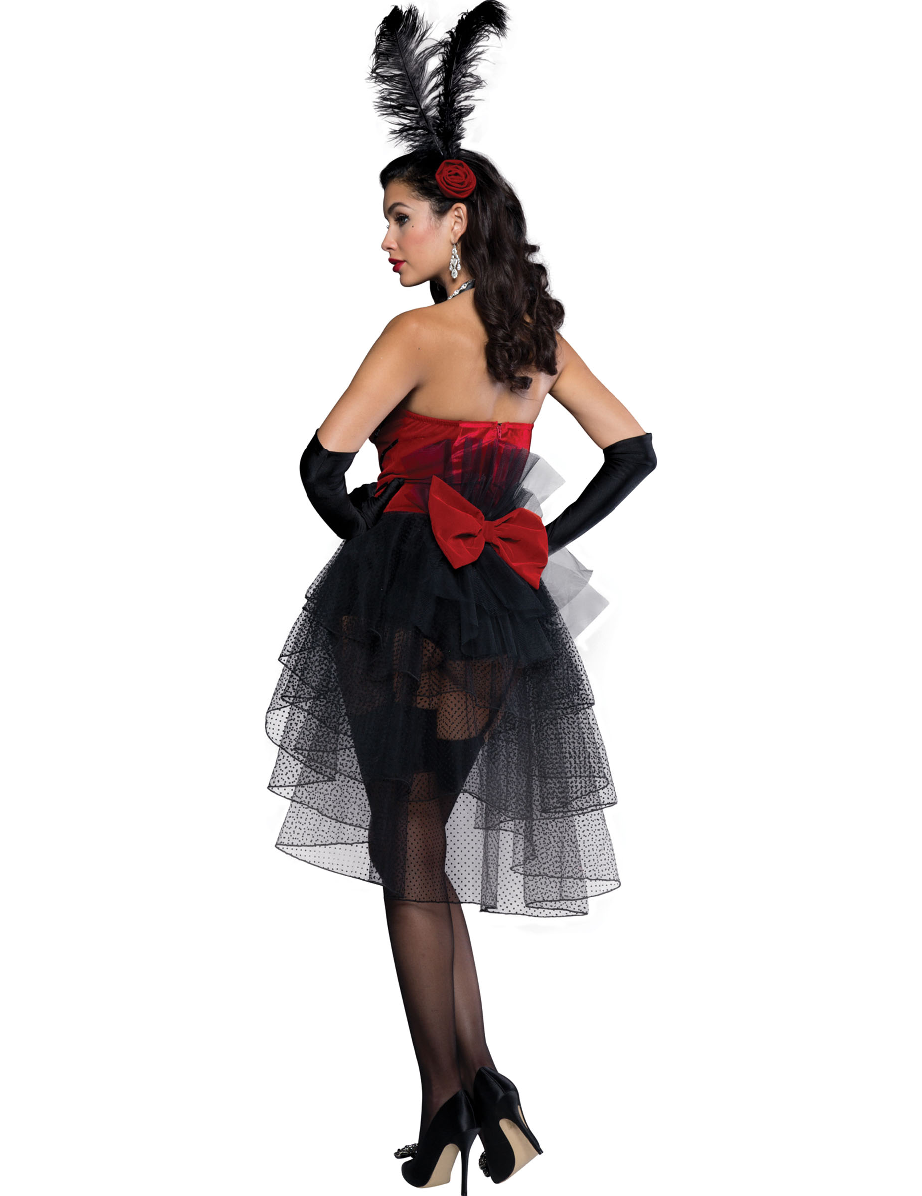 342503ddf54b58 Luxe Charleston danseres outfit voor dames - Vegaoo.nl