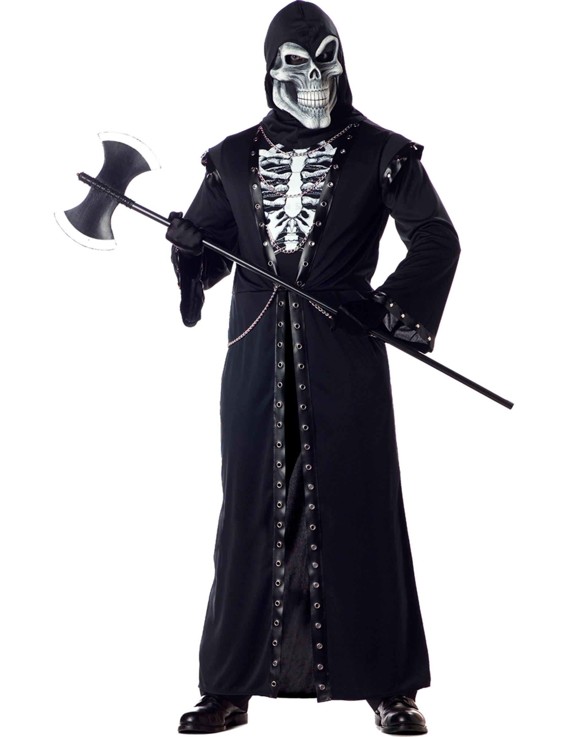 Enge Kostuums Halloween.Enge Skelet Kostuum Voor Volwassenen Halloween
