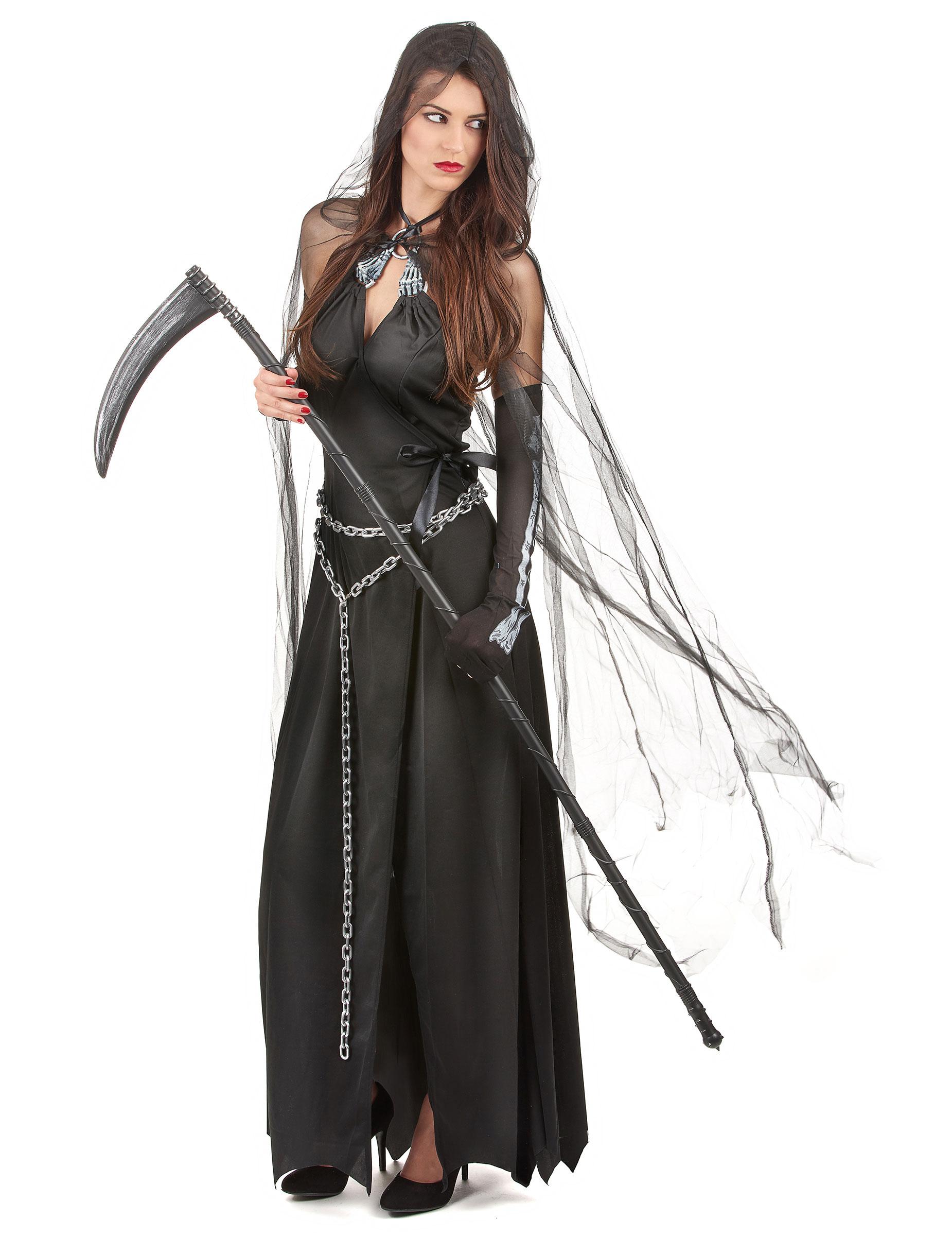 Halloween Kostuum Vrouw.Vrouw Des Doods Kostuum Voor Vrouwen Halloween
