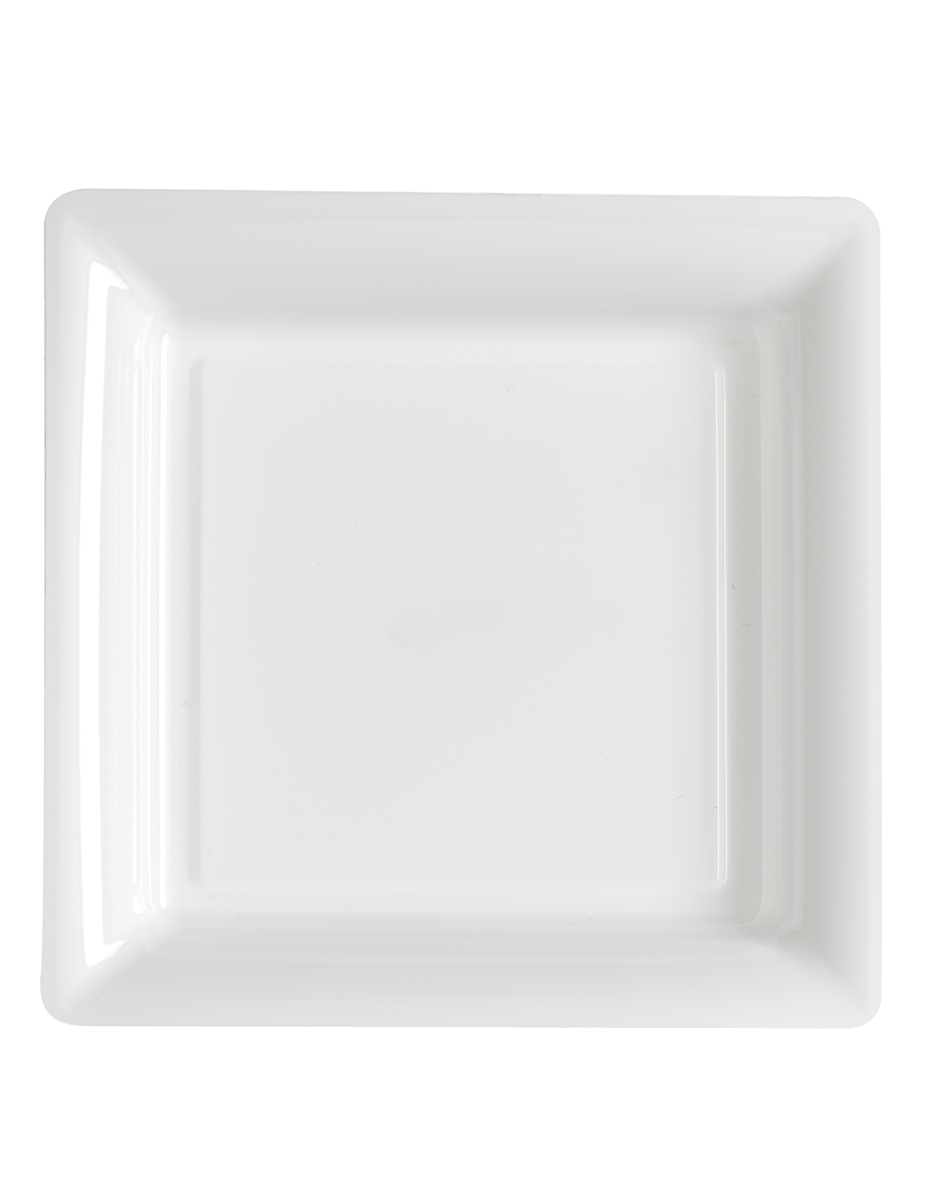 vierkante eetborden