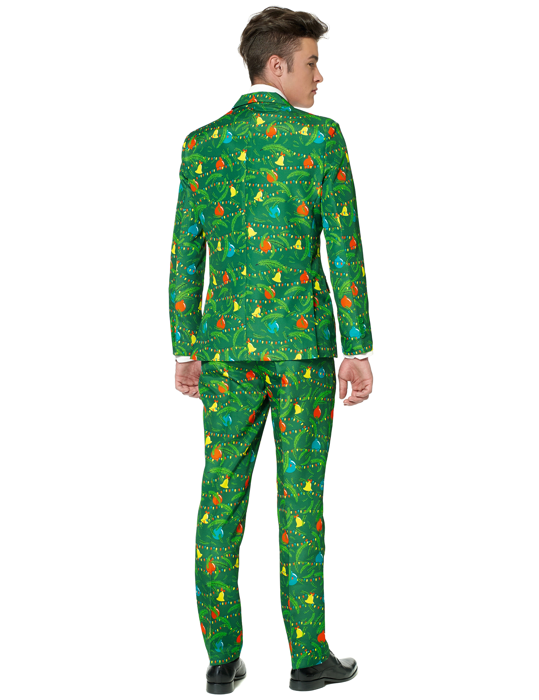 2ad3dd878d9a53 Suitmeister™ kerstboom kostuum voor mannen: Volwassenen kostuums,en ...