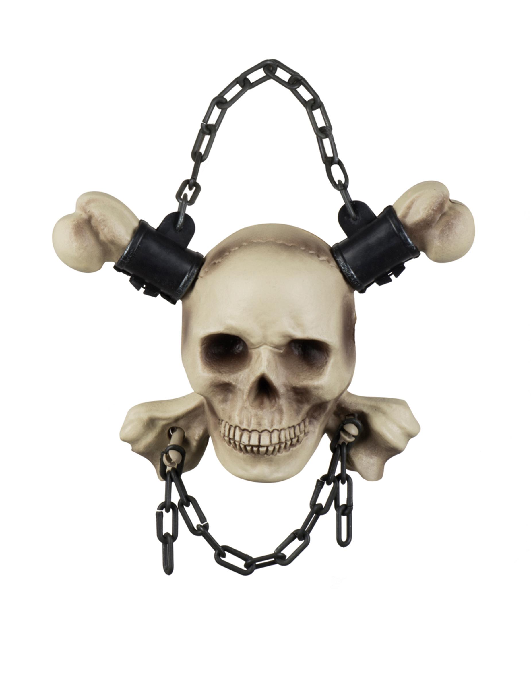 Skelet in ketting decoratie decoratie en goedkope for Goedkope decoratie