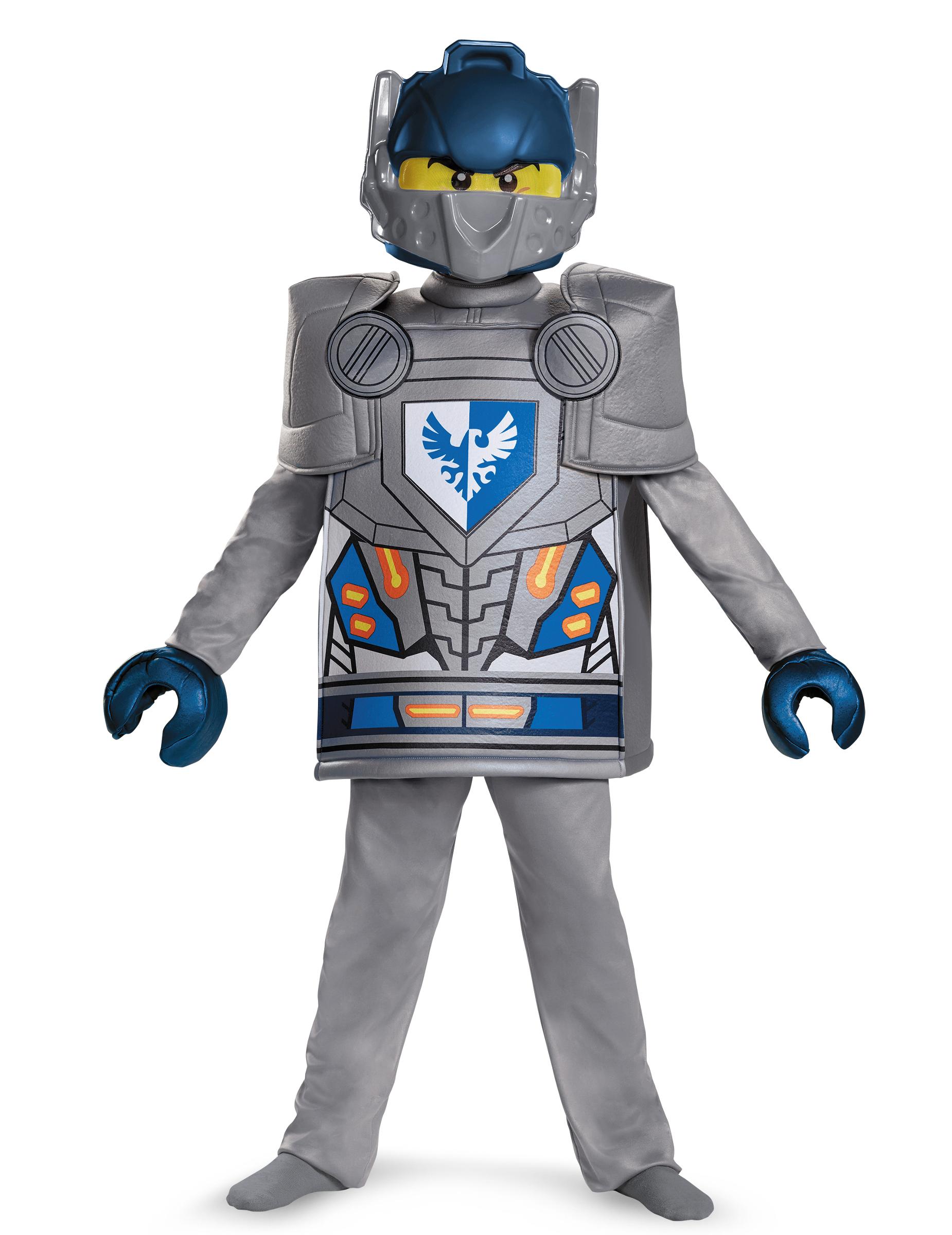Lego Ninjago Kostuum Voor Kinderen Van Clay Nexo Knights Vegaoo Nl