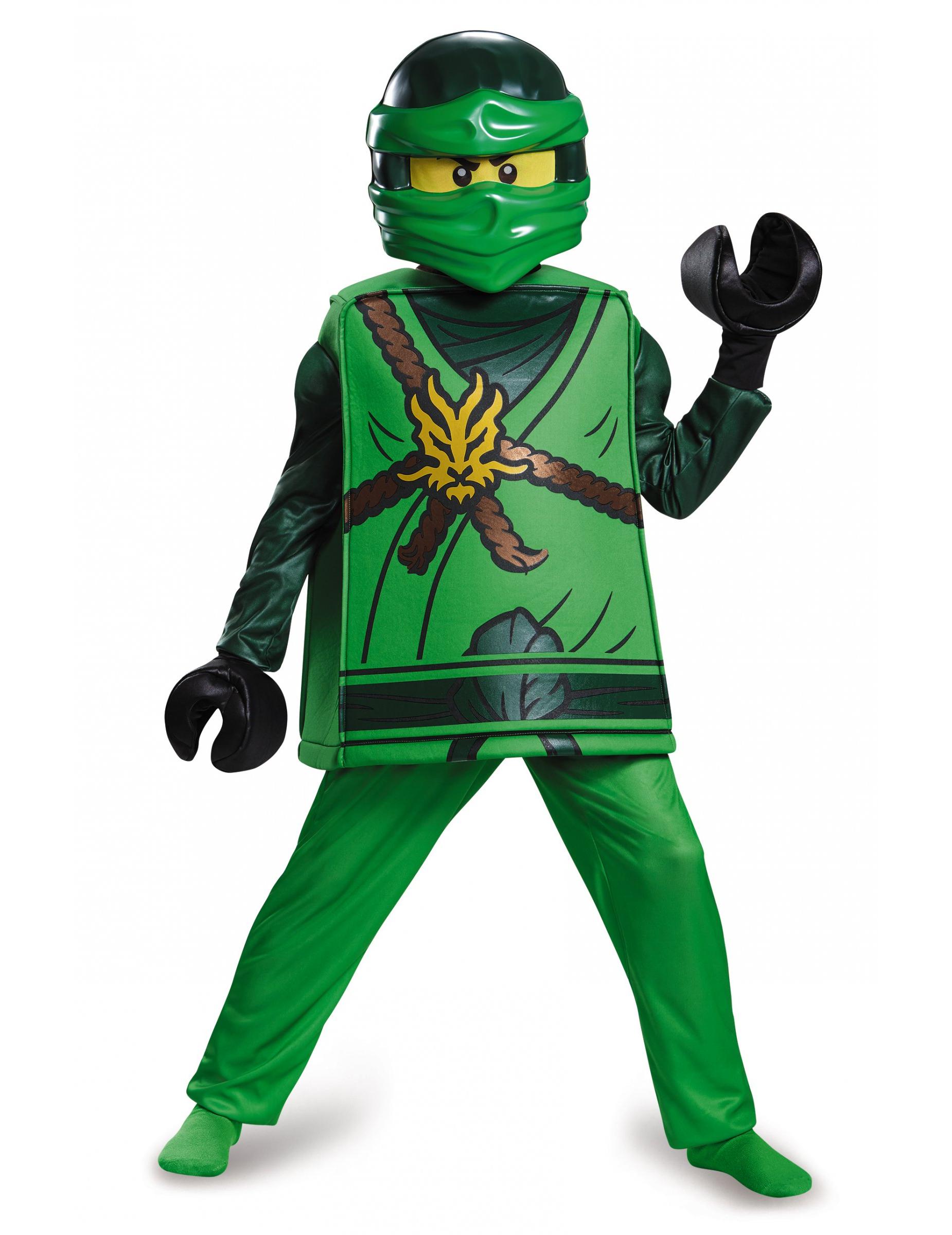 Wonderlijk Compleet Lloyd Ninjago®- LEGO® kostuum voor kinderen - Vegaoo.nl ZW-87