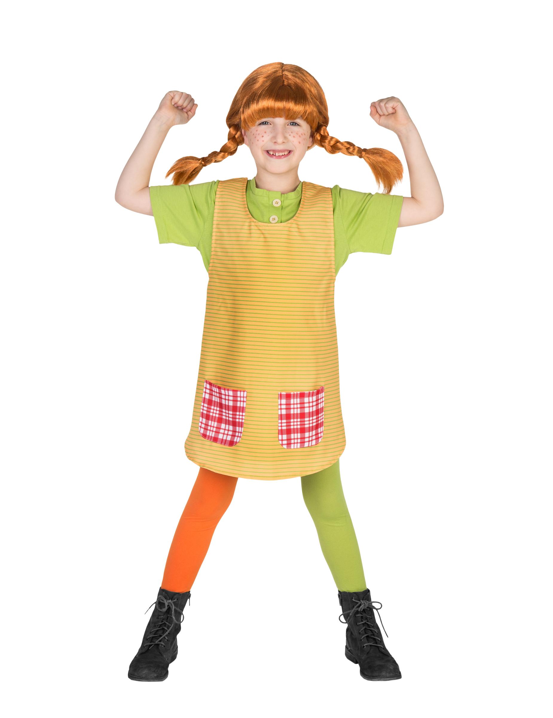 nl Verkleedkleding Vegaoo Meisjes Pippi Langkous™ Voor vn0Nw8m