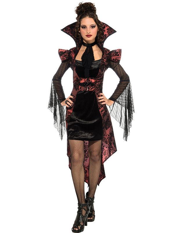 Voorkeur Sexy vampier kostuum voor dames: Volwassenen Kostuums,en goedkope &ZE23