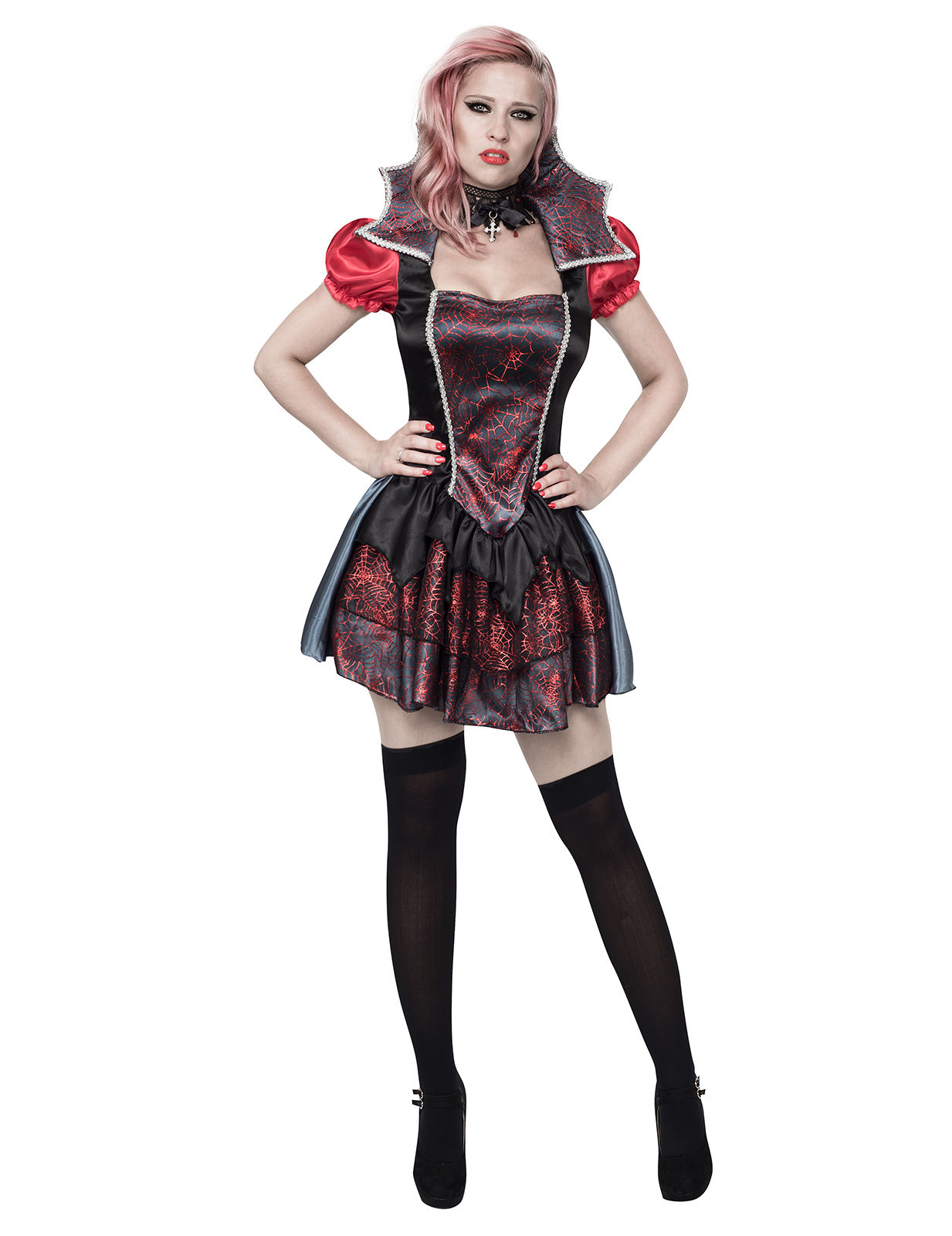 Favoriete Vampier kostuum voor vrouwen Spider: Volwassenen Kostuums,en @NA09