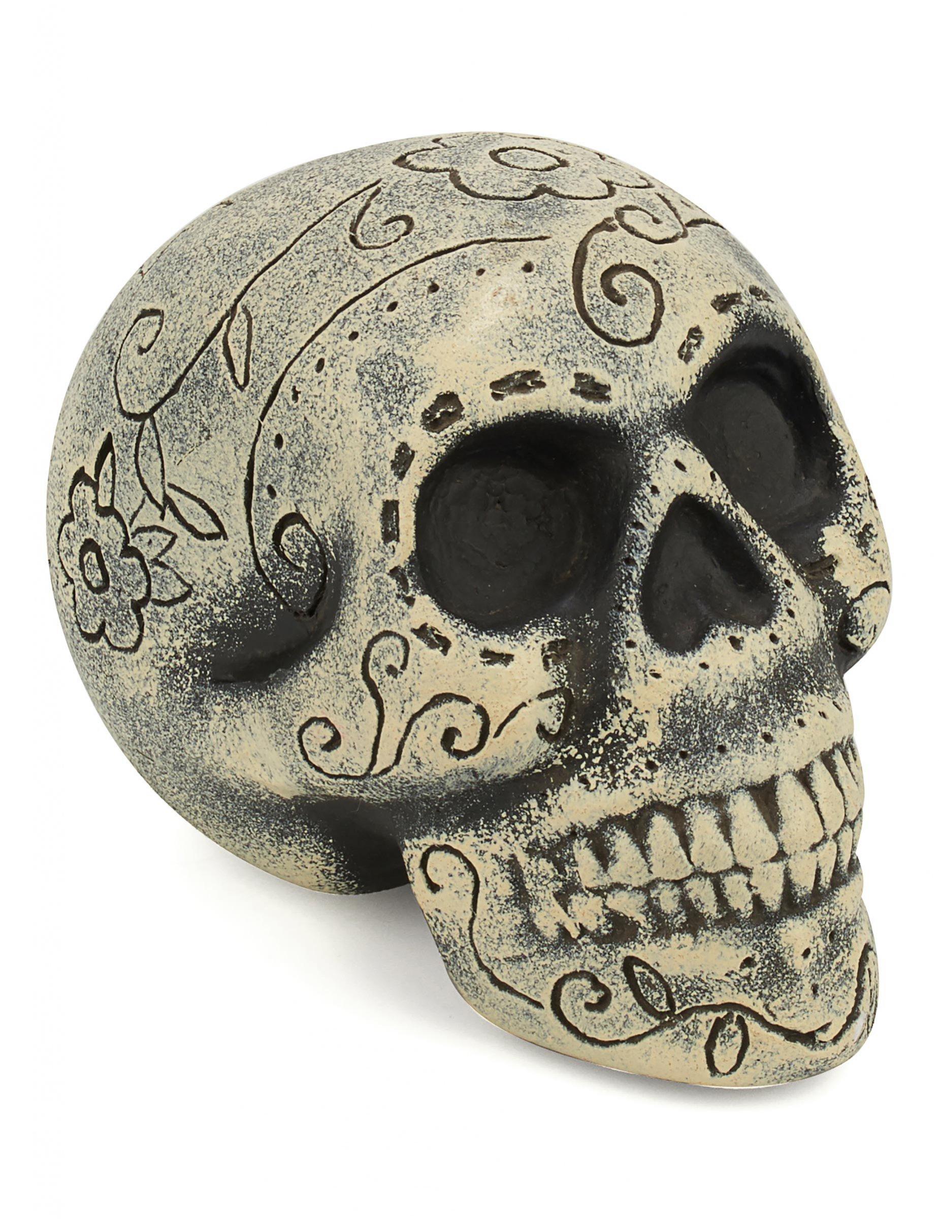Dia de los muertos schedel decoratie decoratie en for Schedel decoratie