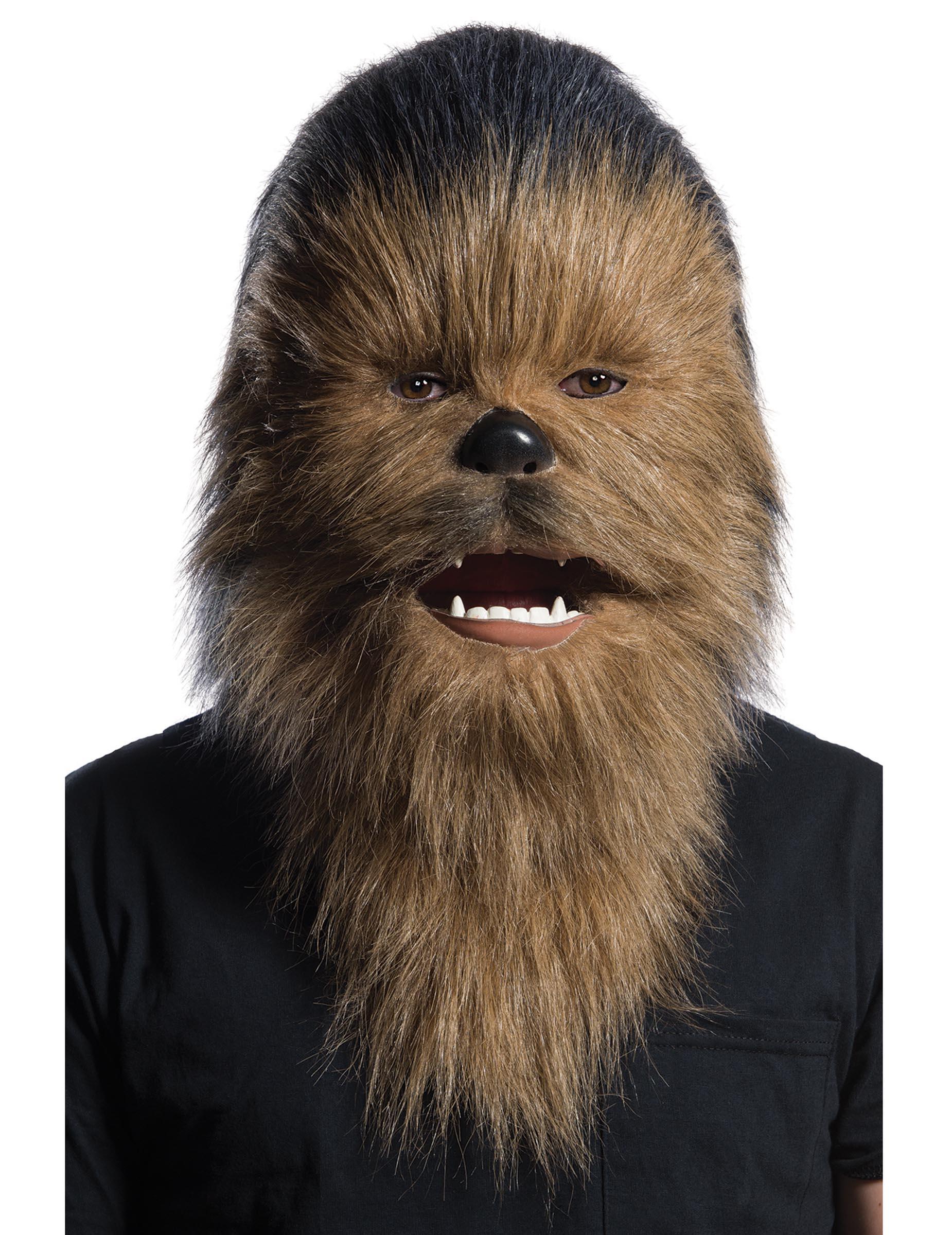 masker chewbacca