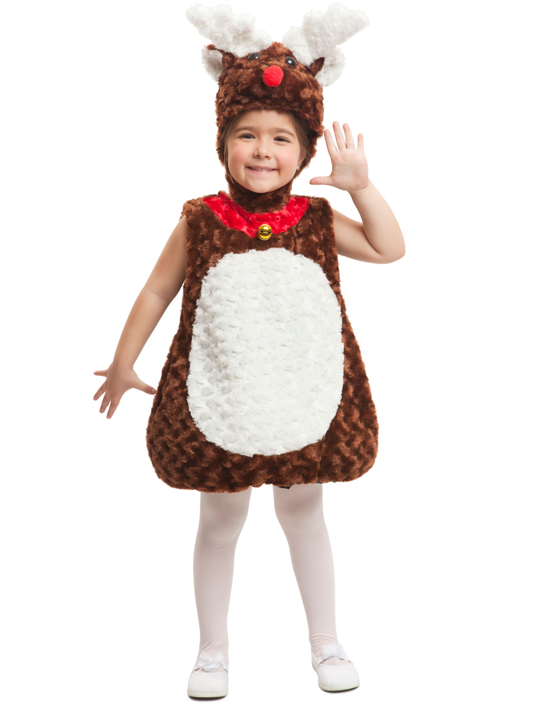 Kostuum Kerst Rendier Voor Kinderen Kinderkostuums En Goedkope
