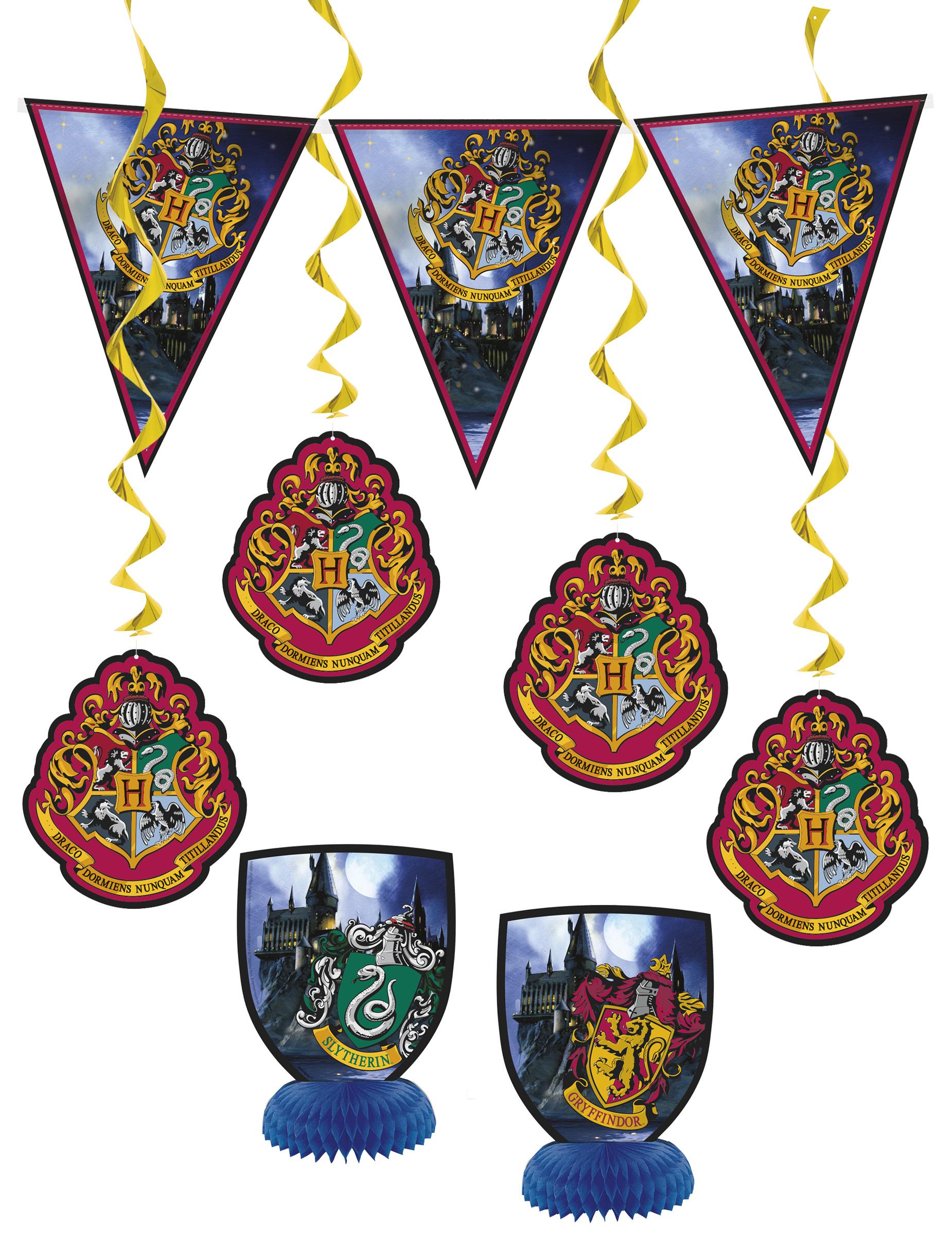 Uitzonderlijk Harry Potter™ decoratie set: Decoratie,en goedkope @QT23